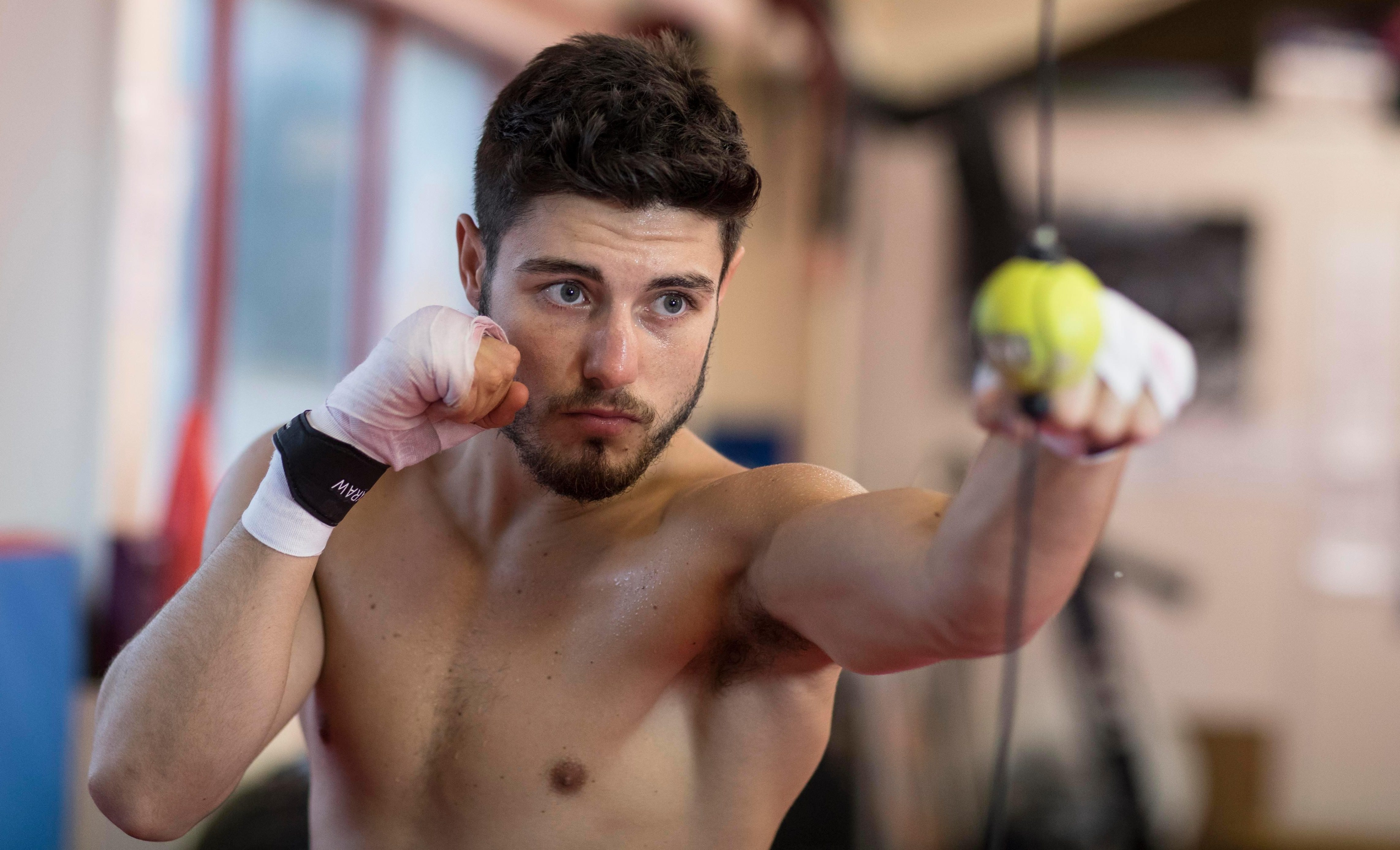 Welteweight star Josh Kelly has his eyes on two more fights in 2018