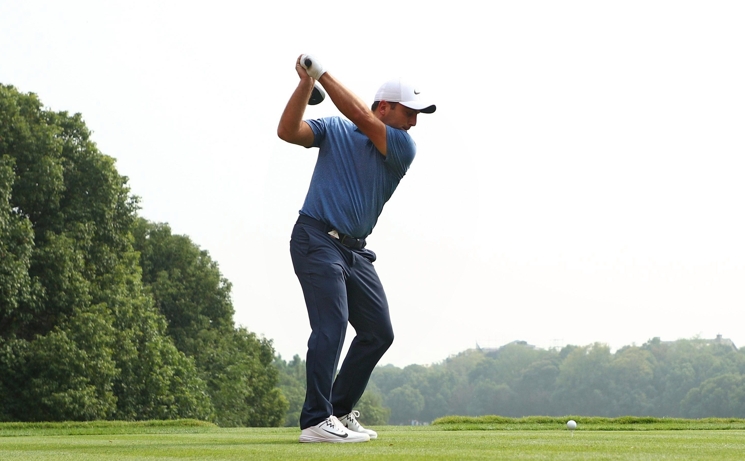 Francesco Molinari belies triumphing in the Race to Dubai would be the perfect reward for consistency