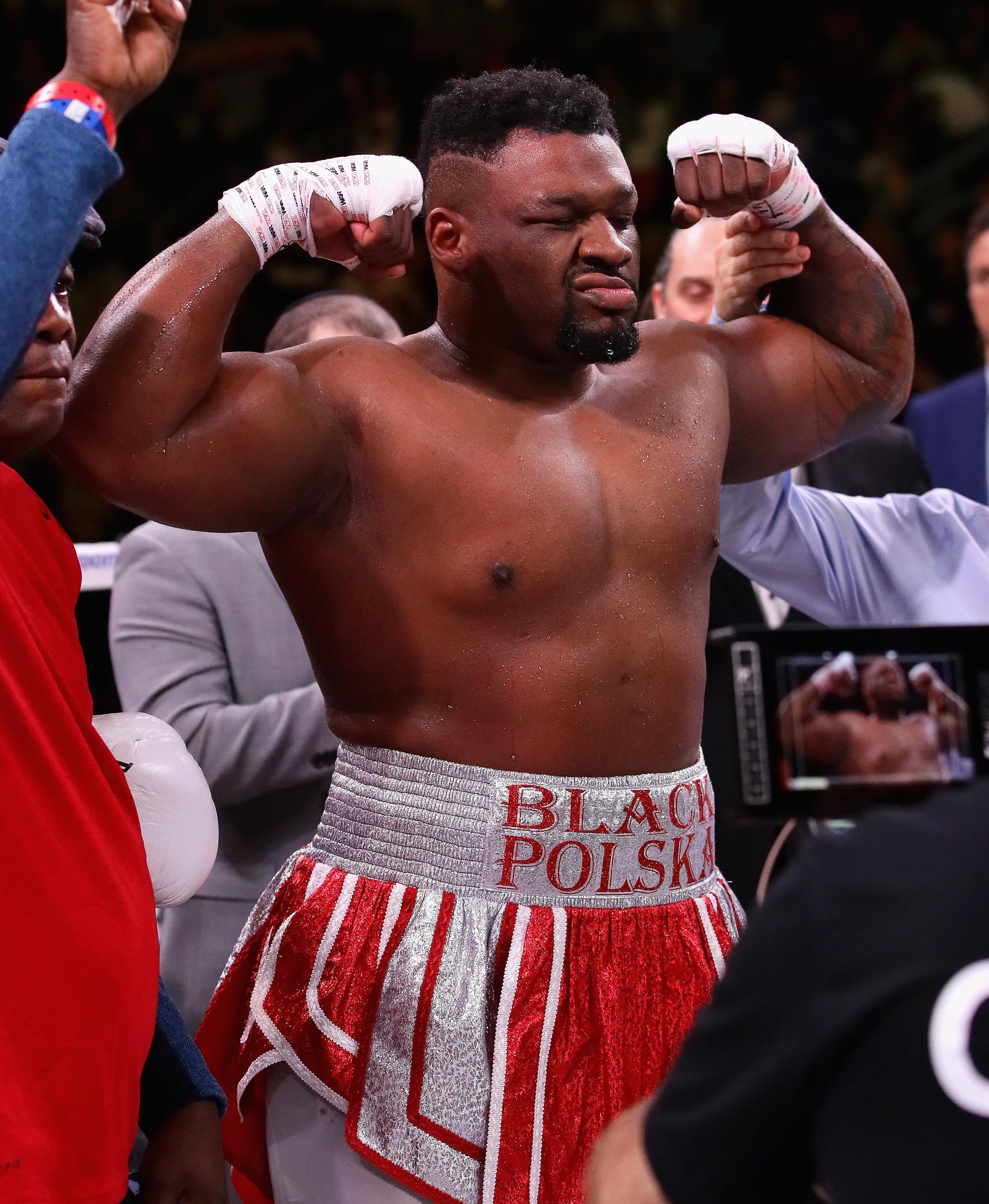 Jarrell Miller wants to be given the chance to 'knock out' a British boxer next
