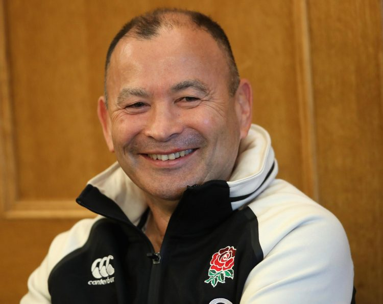 Eddie Jones is hoping to bring the whole of New Zealand crashing down by guiding England to victory against the All Blacks