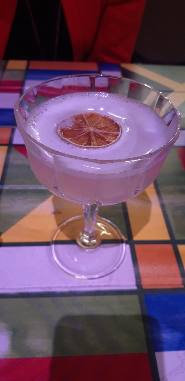 There are plenty of rum cocktails on the menu including the Mama Breeze