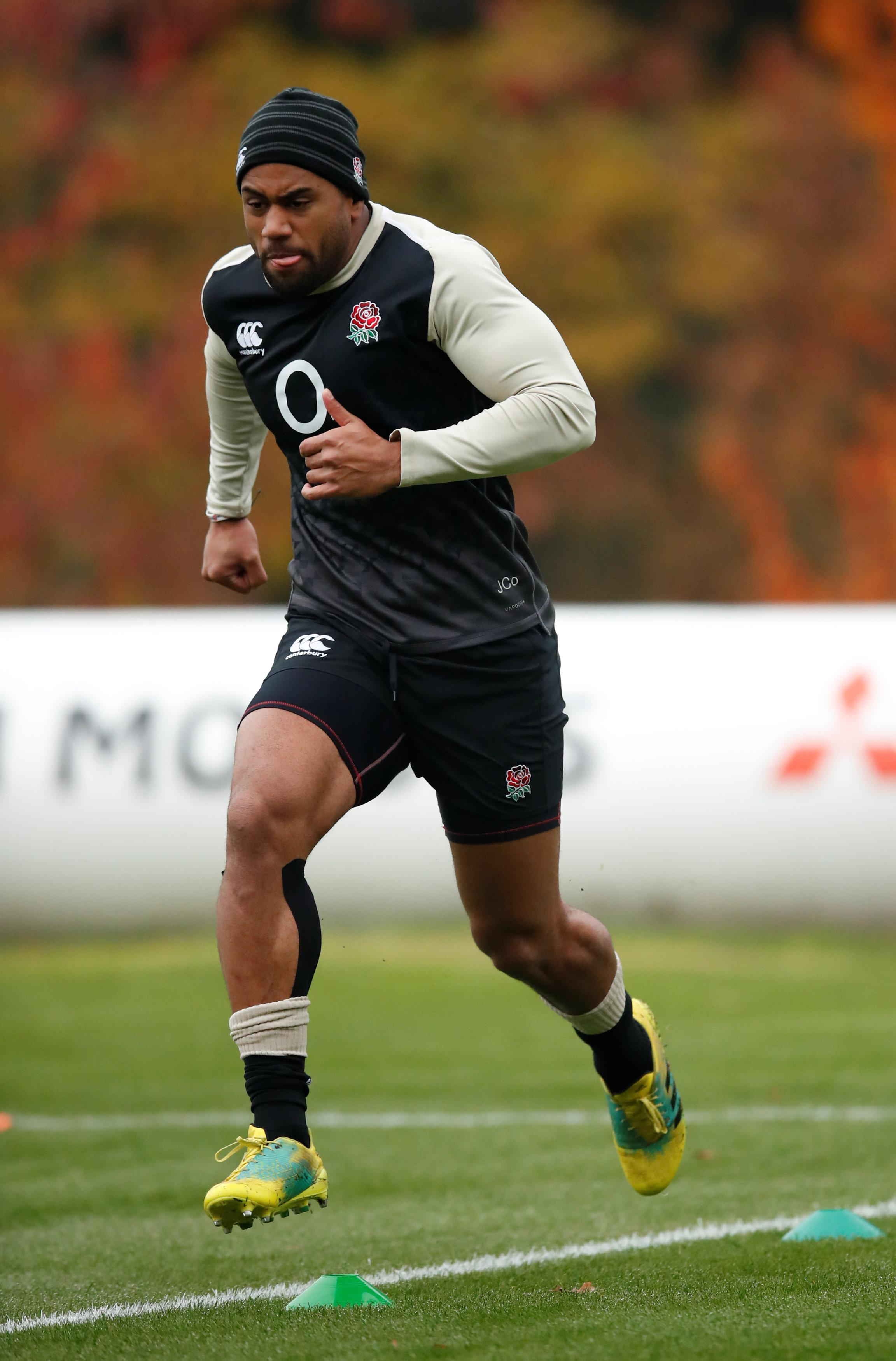 Big Joe is ready to make a huge impact on his England Test debut
