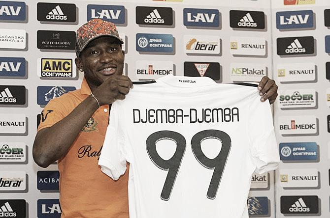 He might have held up this shirt during his career - but his surname wasn't quite right