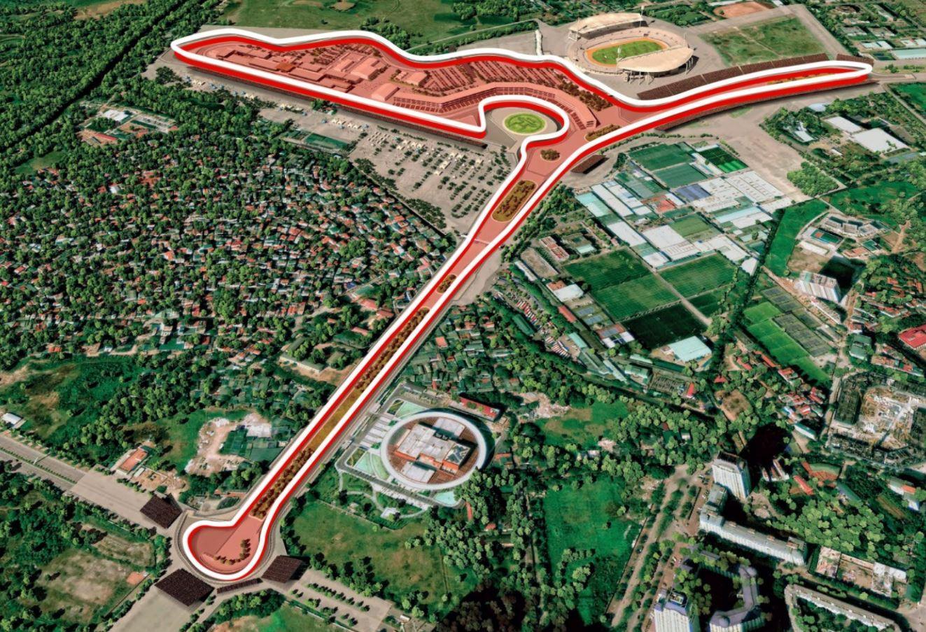 The Vietnam Grand Prix will kick off in 2020 in Hanoi