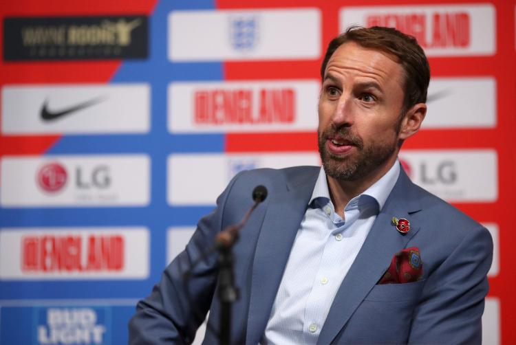 Gareth Southgate left the teen ace out of his England squad this week