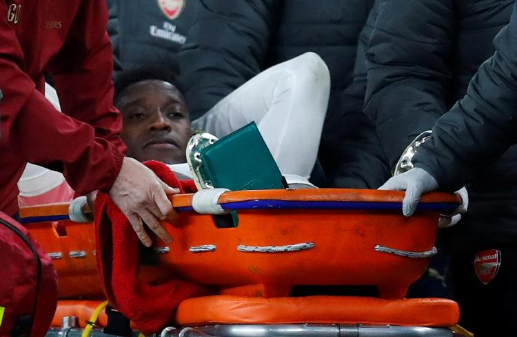 Unai Emery admits the injury looks like a bad one