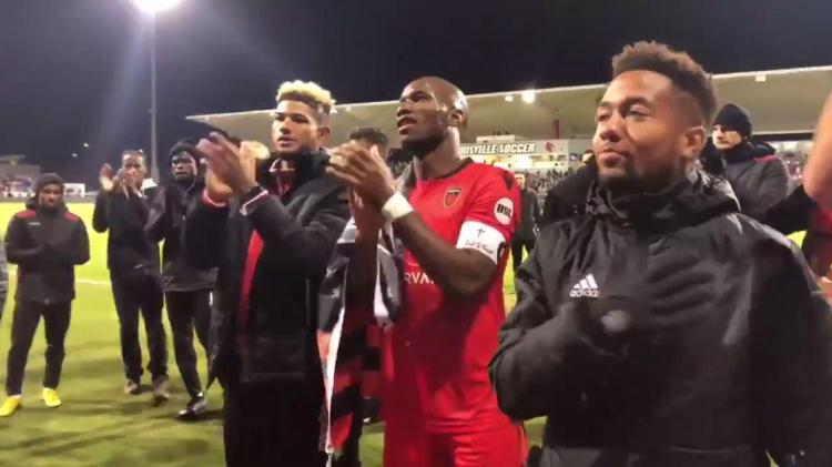 Didier Drogba was denied a fairytale ending as Phoenix Rising lost the USL Cup final