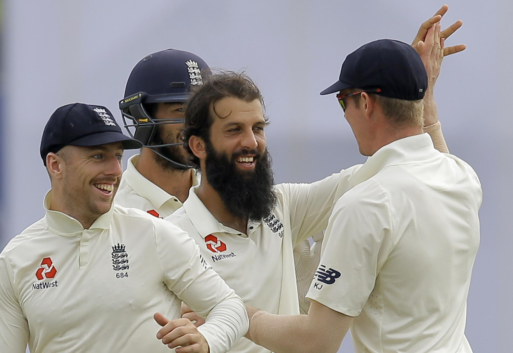 Moeen Ali's form with the ball in hand helped tear Sri Lanka apart