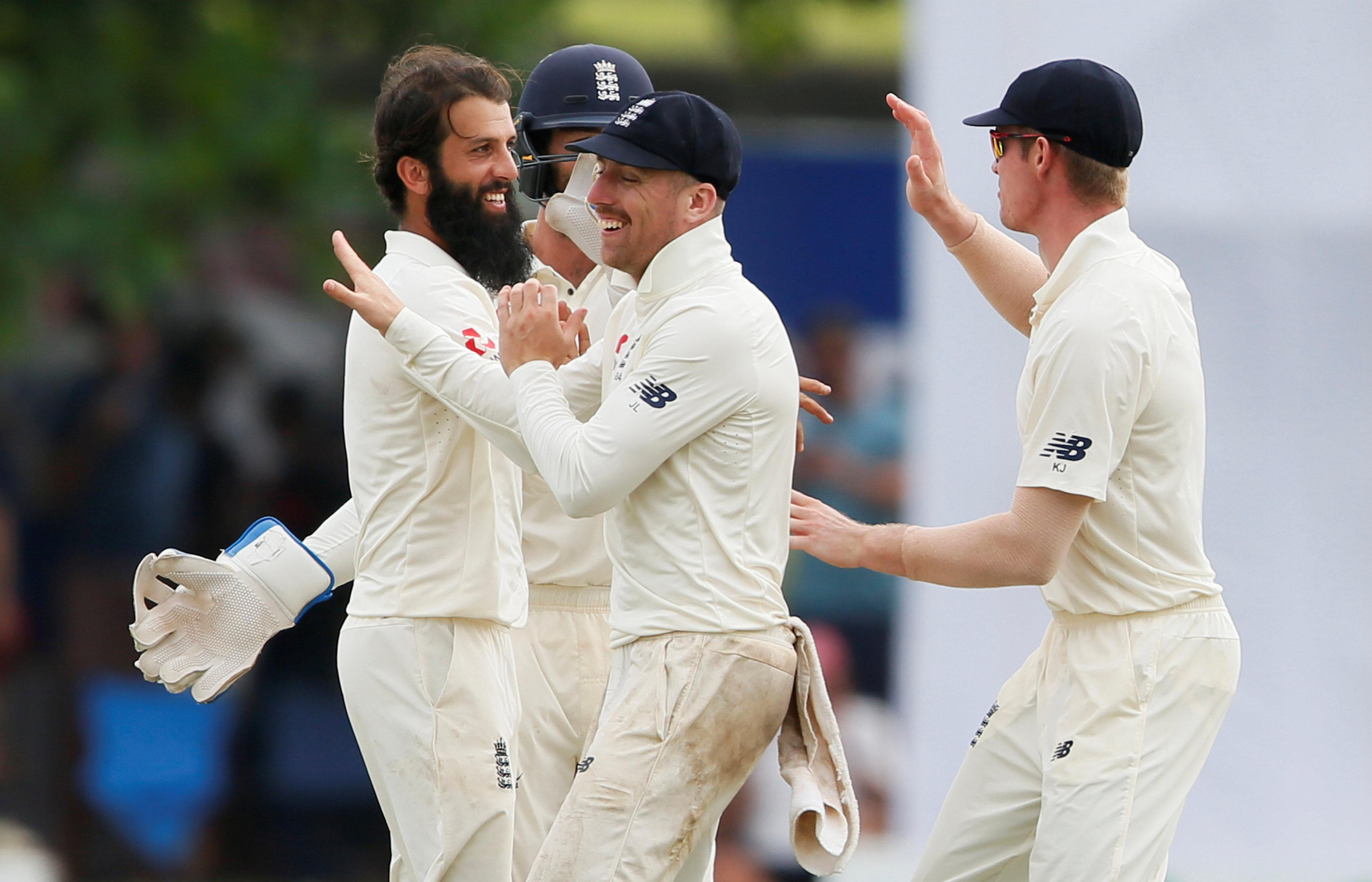 Moeen Ali also took figures ofwith 4-71 including his 150th wicket in Test cricket.