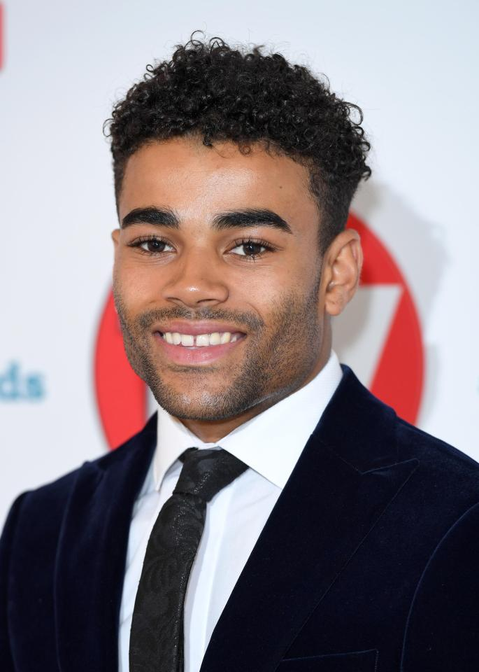 Actor Malique Thompson-Dwyer is taking a break from Hollyoaks