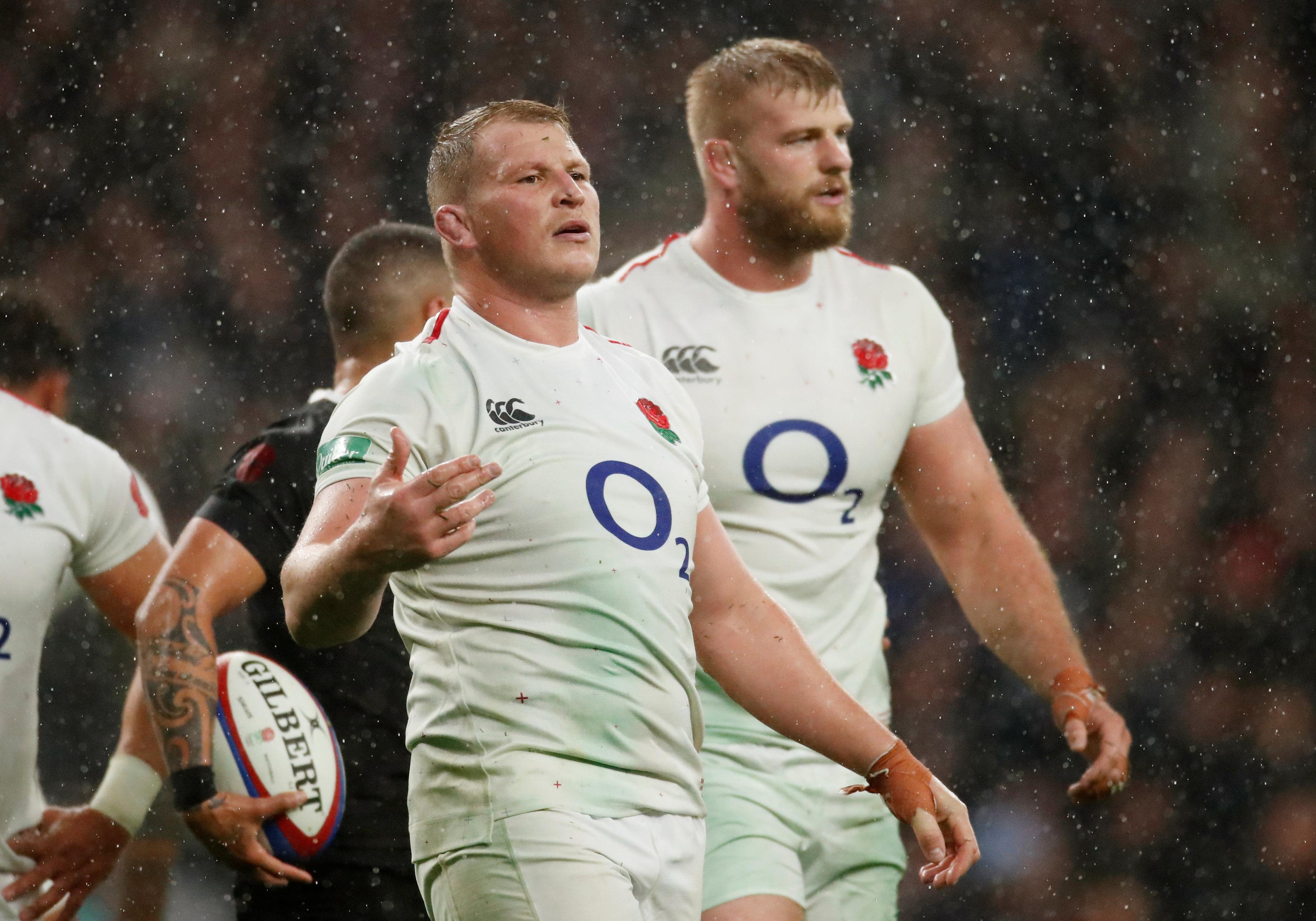 England lost 15-16 to New Zealand on Saturday
