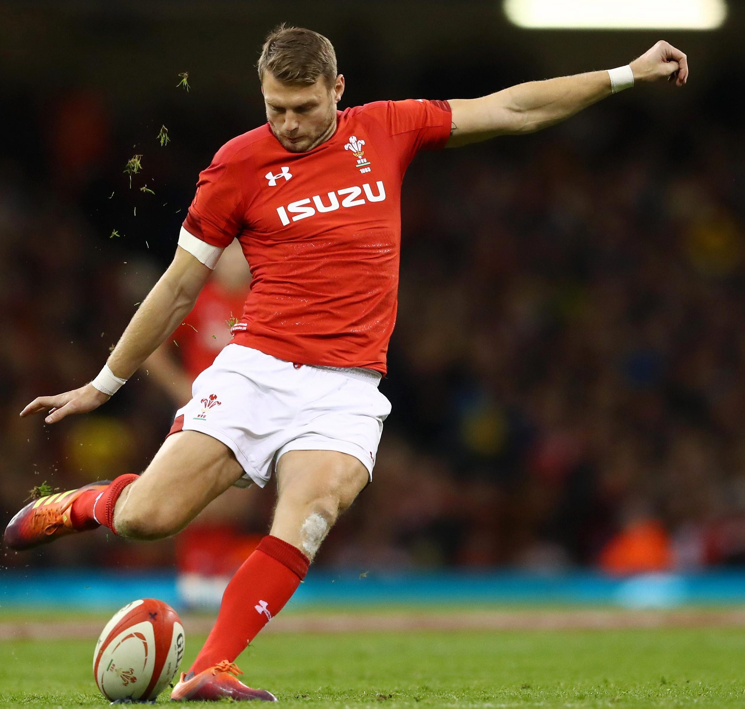 Dan Biggar climbed off the bench to be the hero for Wales against Australia