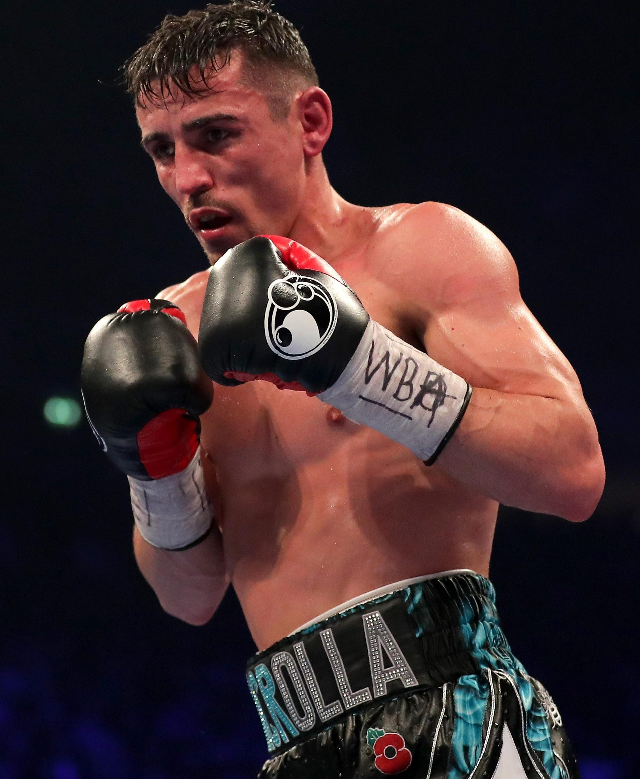 Anthony Crolla is a former world champion - but the task facing him to reclaim top honours is tough to say the least