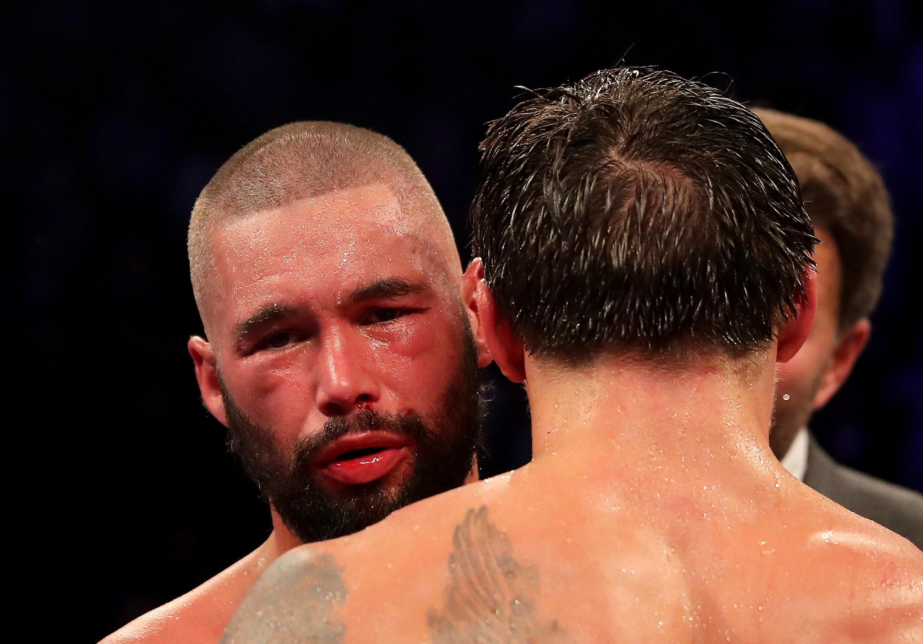 This was Bellew's last fight which he confirmed at the end