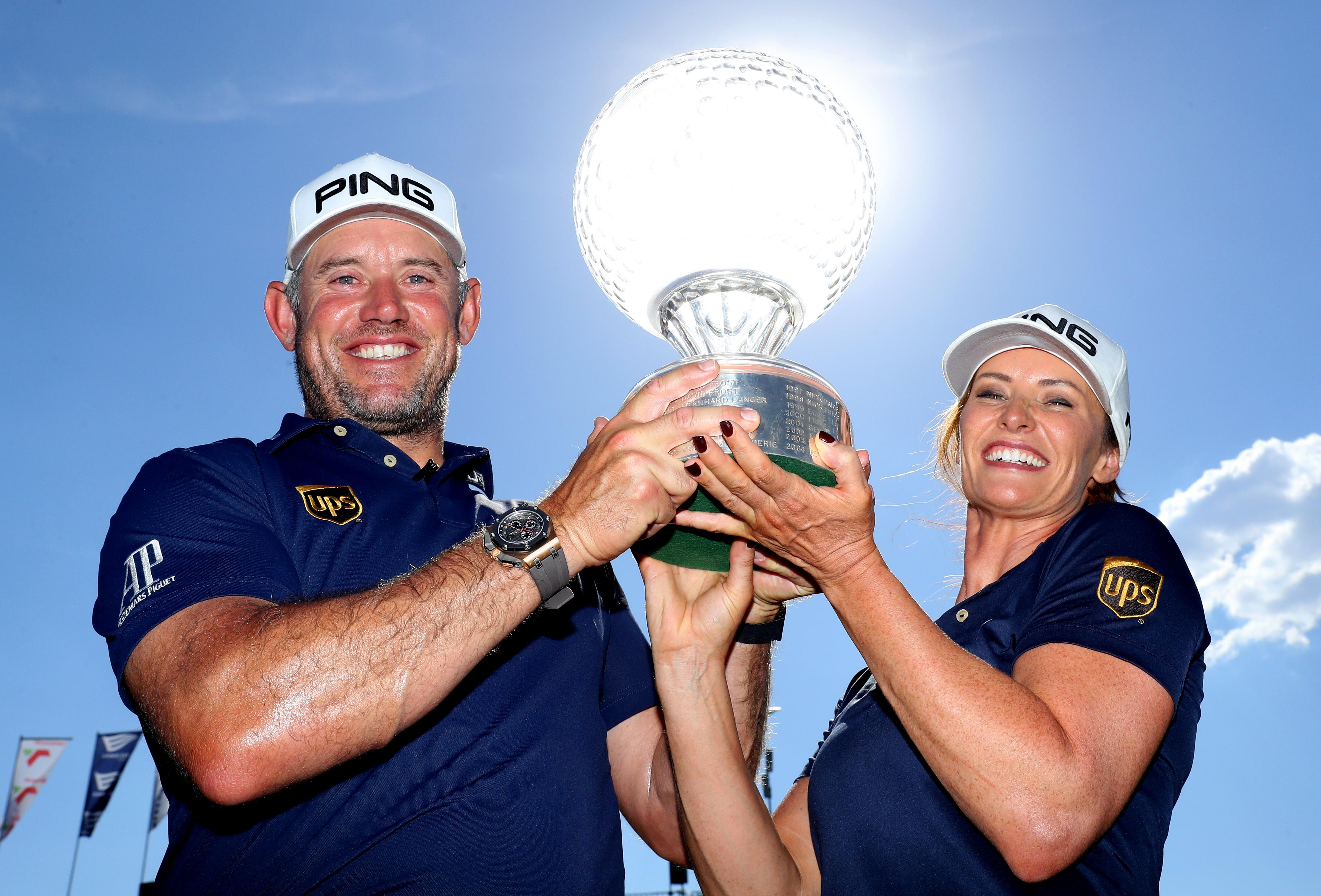 Lee Westwood put in a final round of eight-under-par to win in South Africa