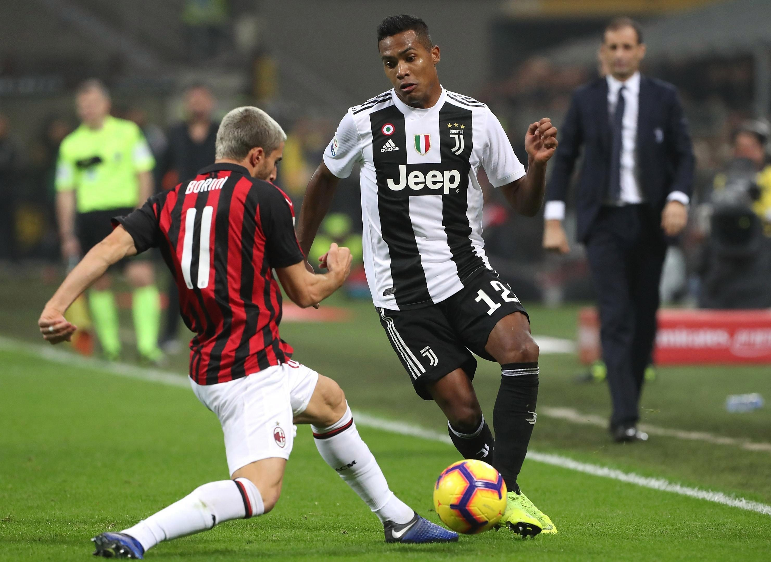 Sandro has been at Juventus since 2016 after joining from Porto