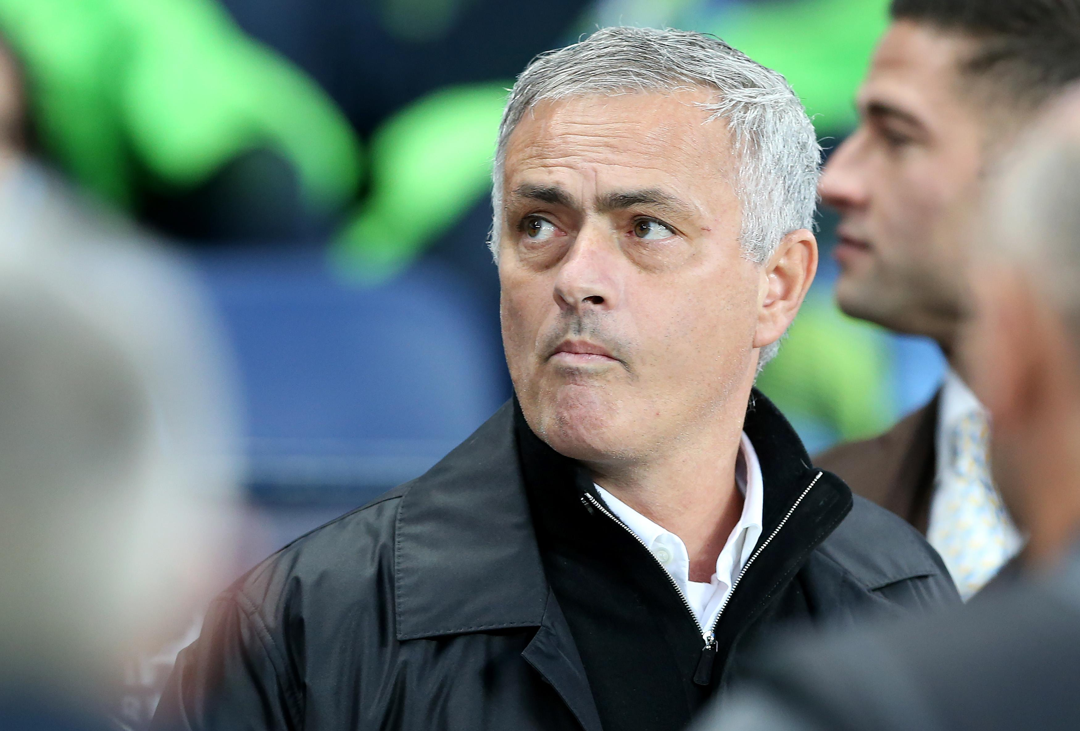 Jose Mourinho wants to improve United's back-line