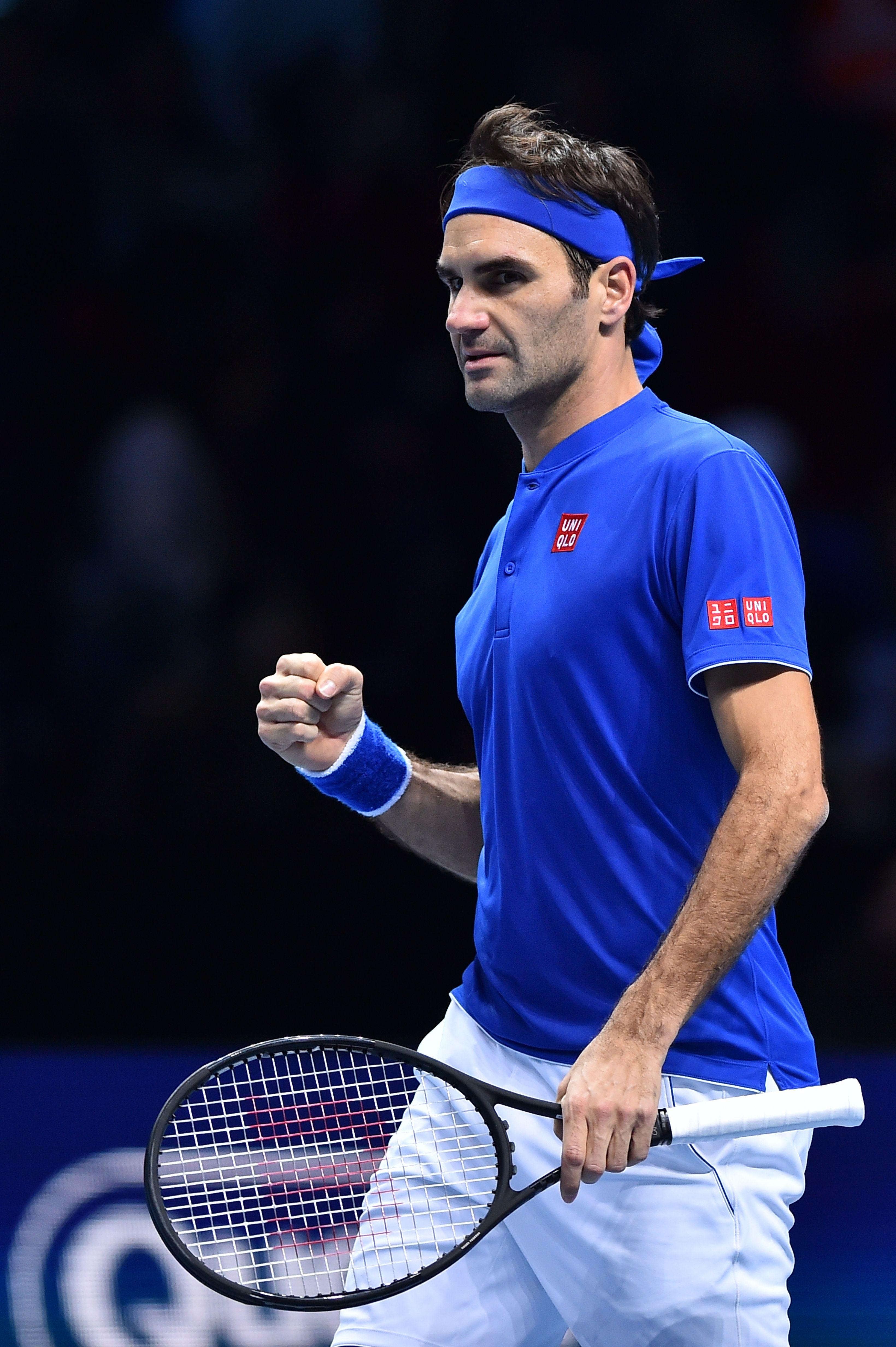 Federer must now beat Kevin Anderson to reach the semi-finals
