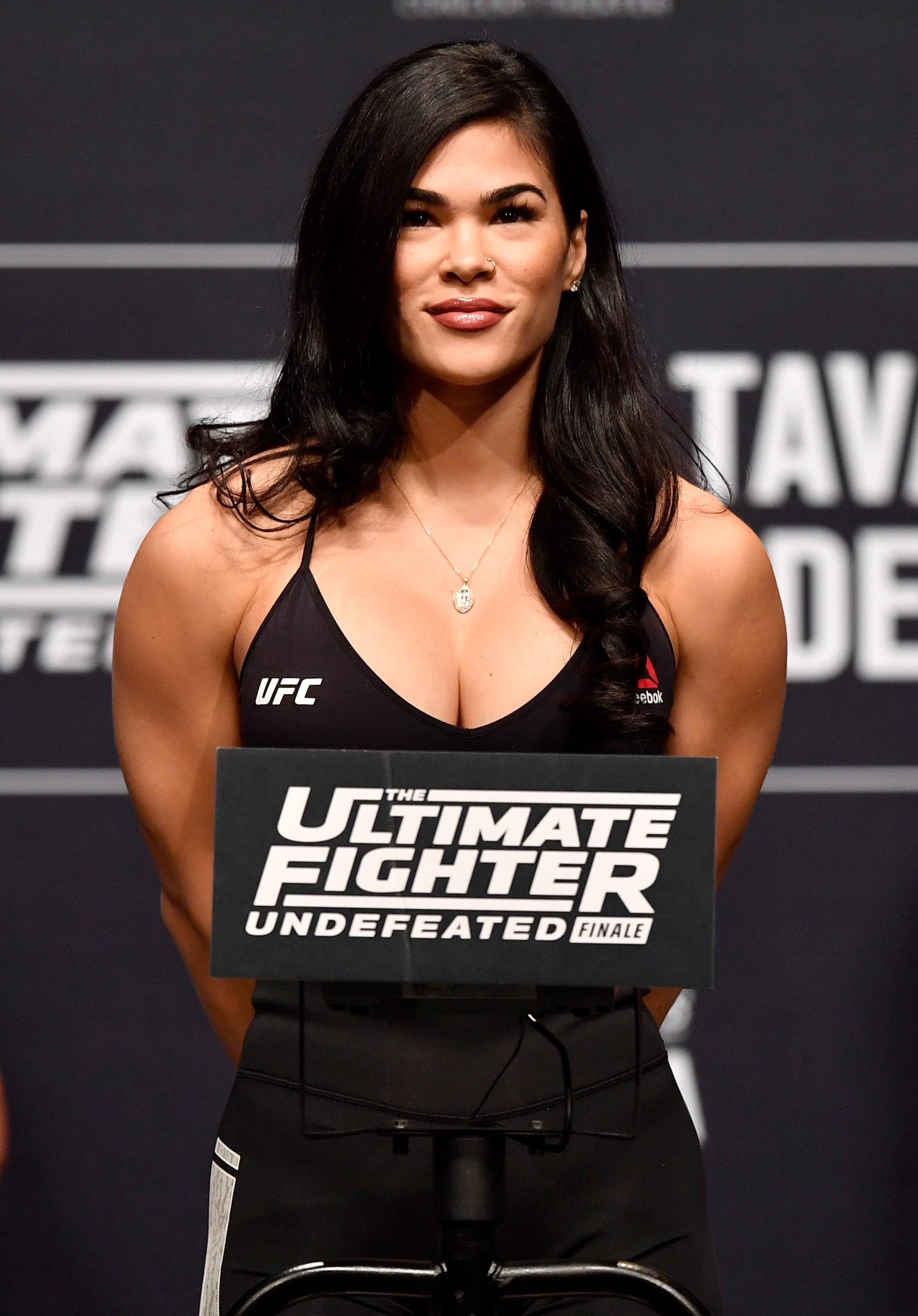 UFC star Rachael Ostovich has been rushed to hospital after being attacked in Hawaii