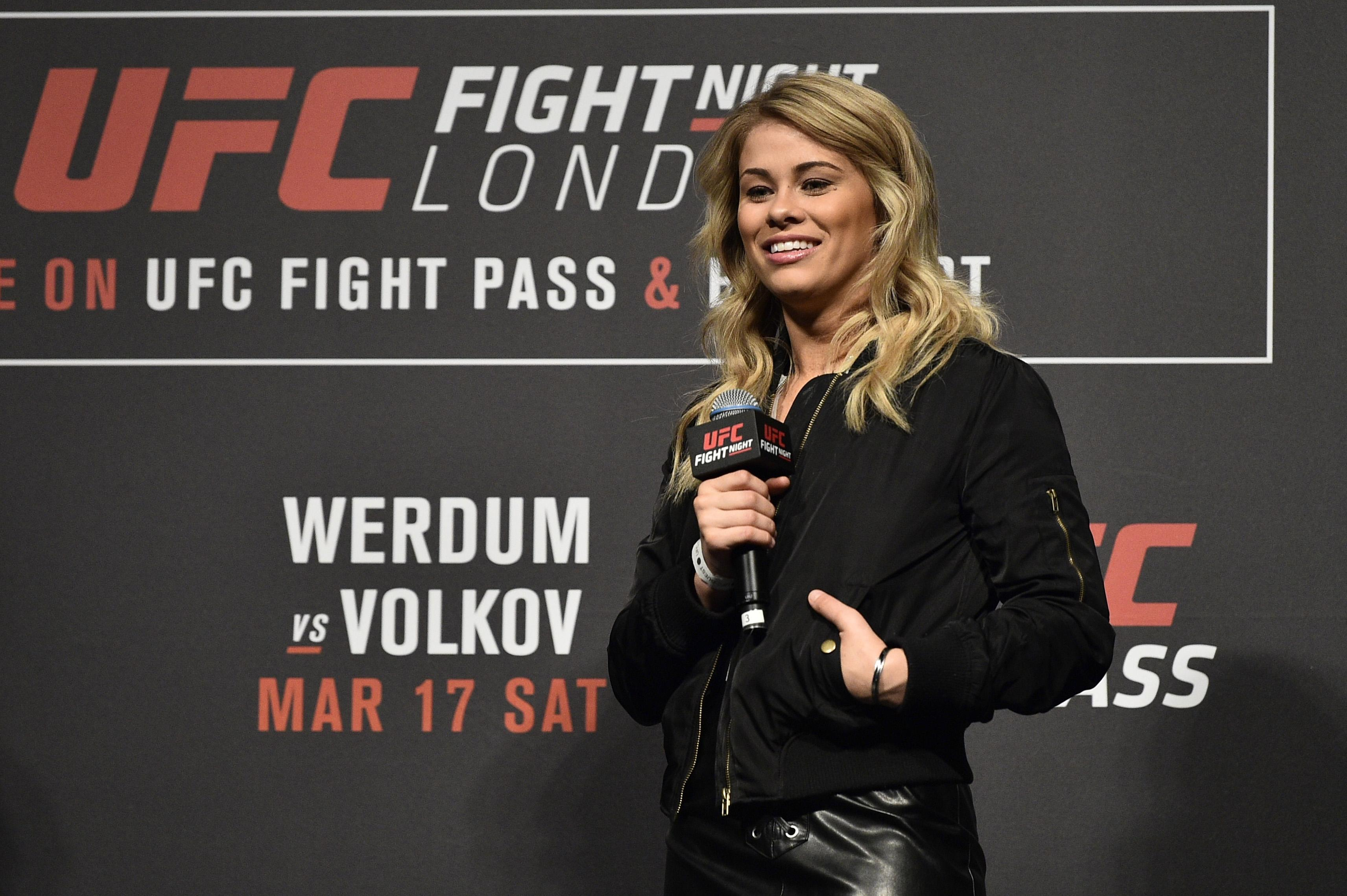 Rachael Ostovich's fight against Paige VanZant is now in jeopardy