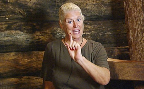 Kim Woodburn has revealed the I'm A Celeb stars will be protected in the wild by 'hundreds' of security