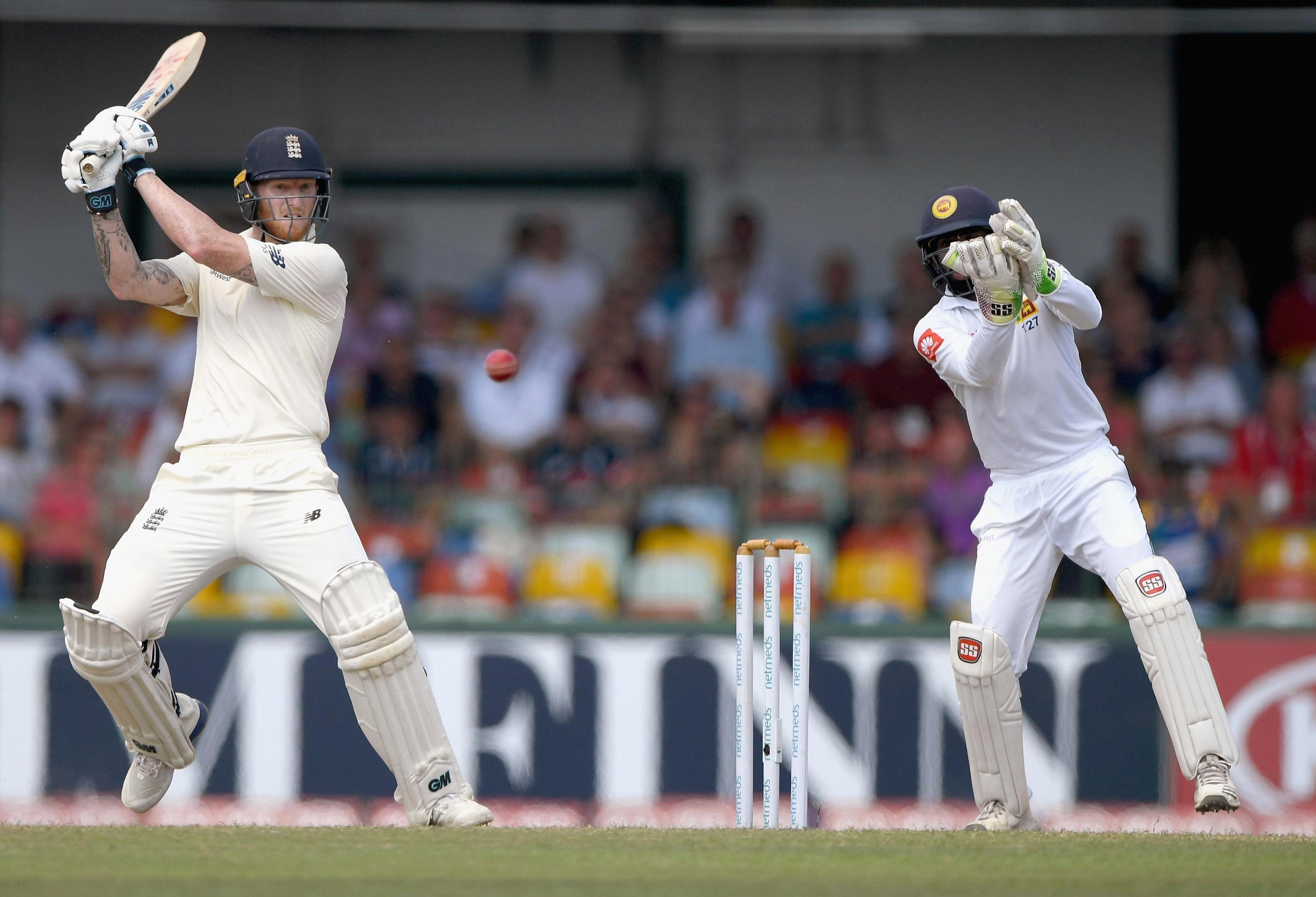 Ben Stokes also hit some crucial runs as England took a 326-run lead