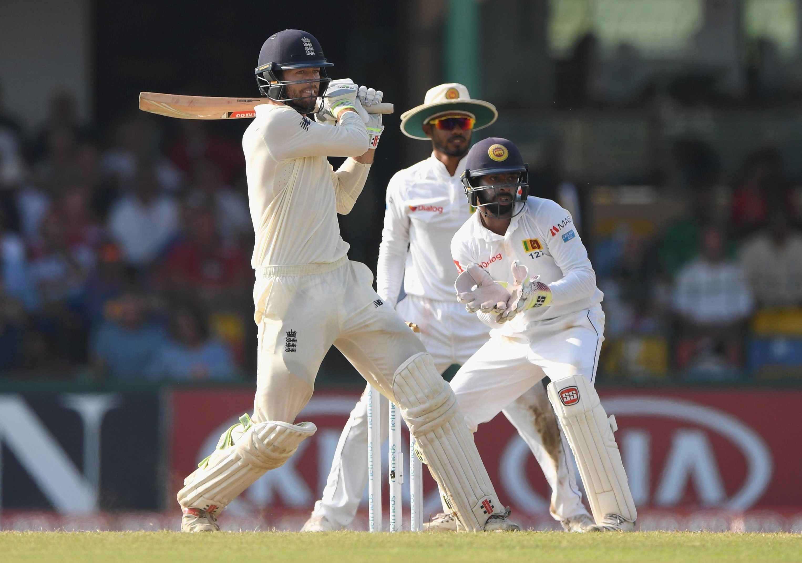 England dominated day three and need just six wickets to seal the whitewash
