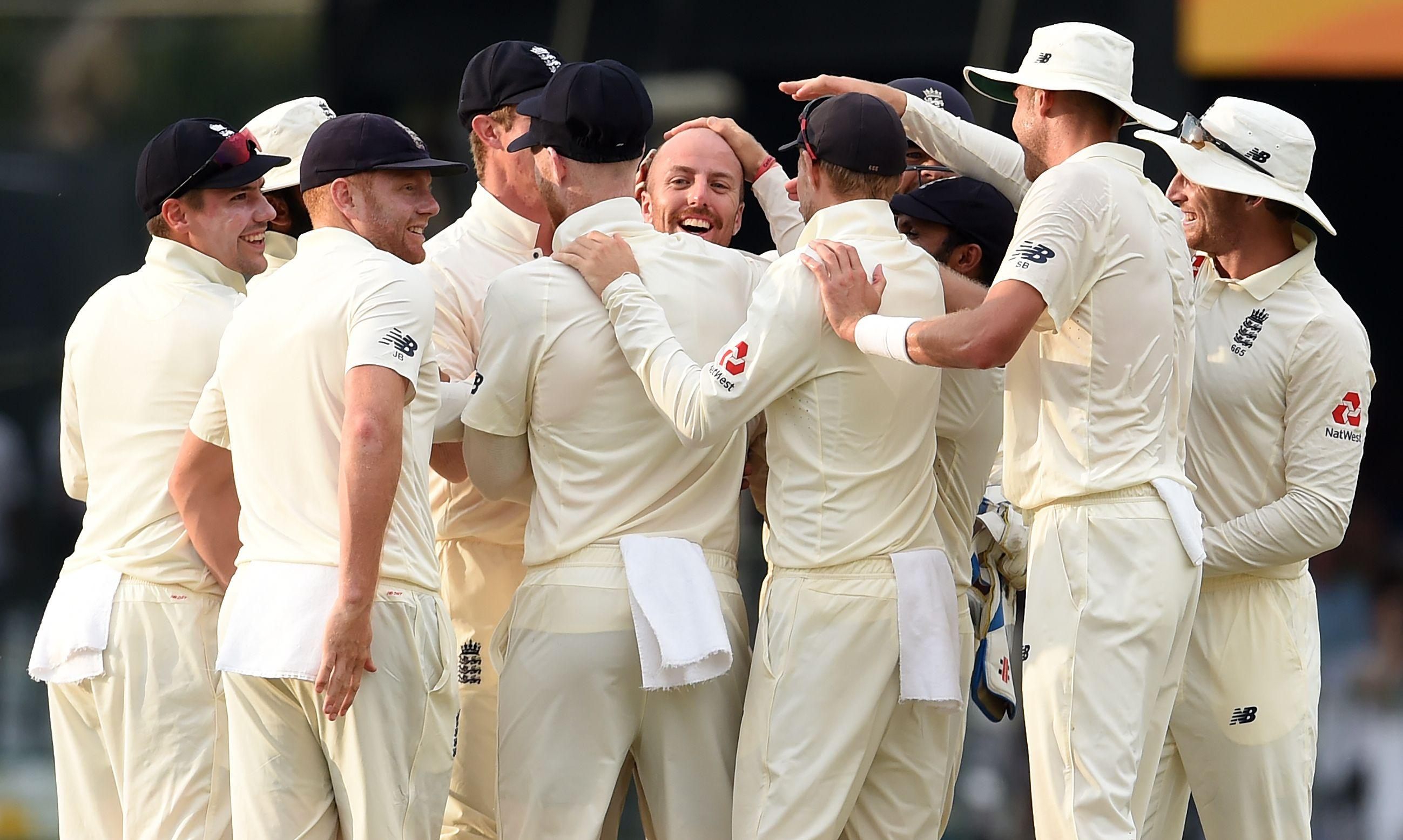 England now sit on the verge of sealing the three-game series 3-0