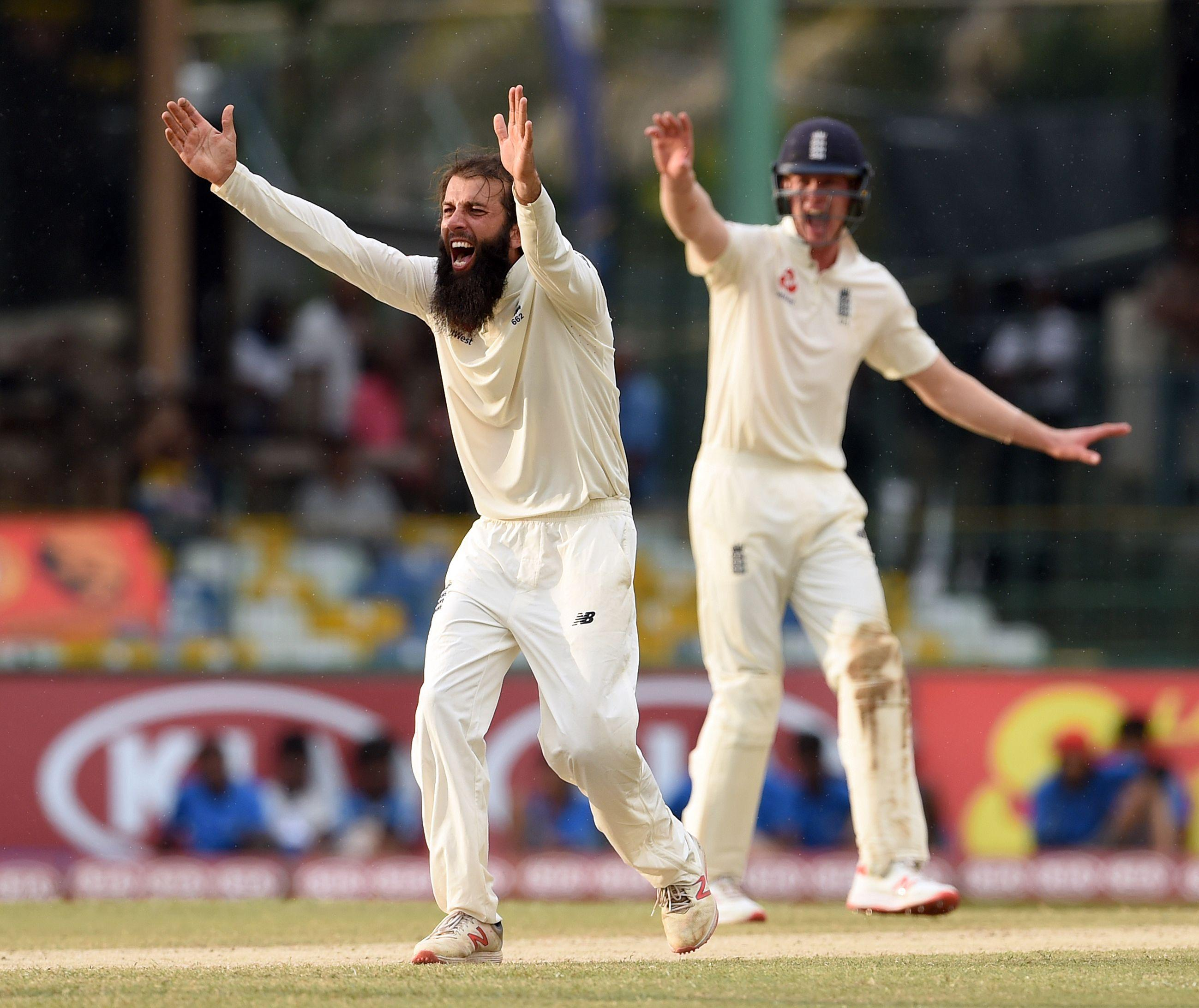 England sit on the brink of a Test series whitewash after another strong day