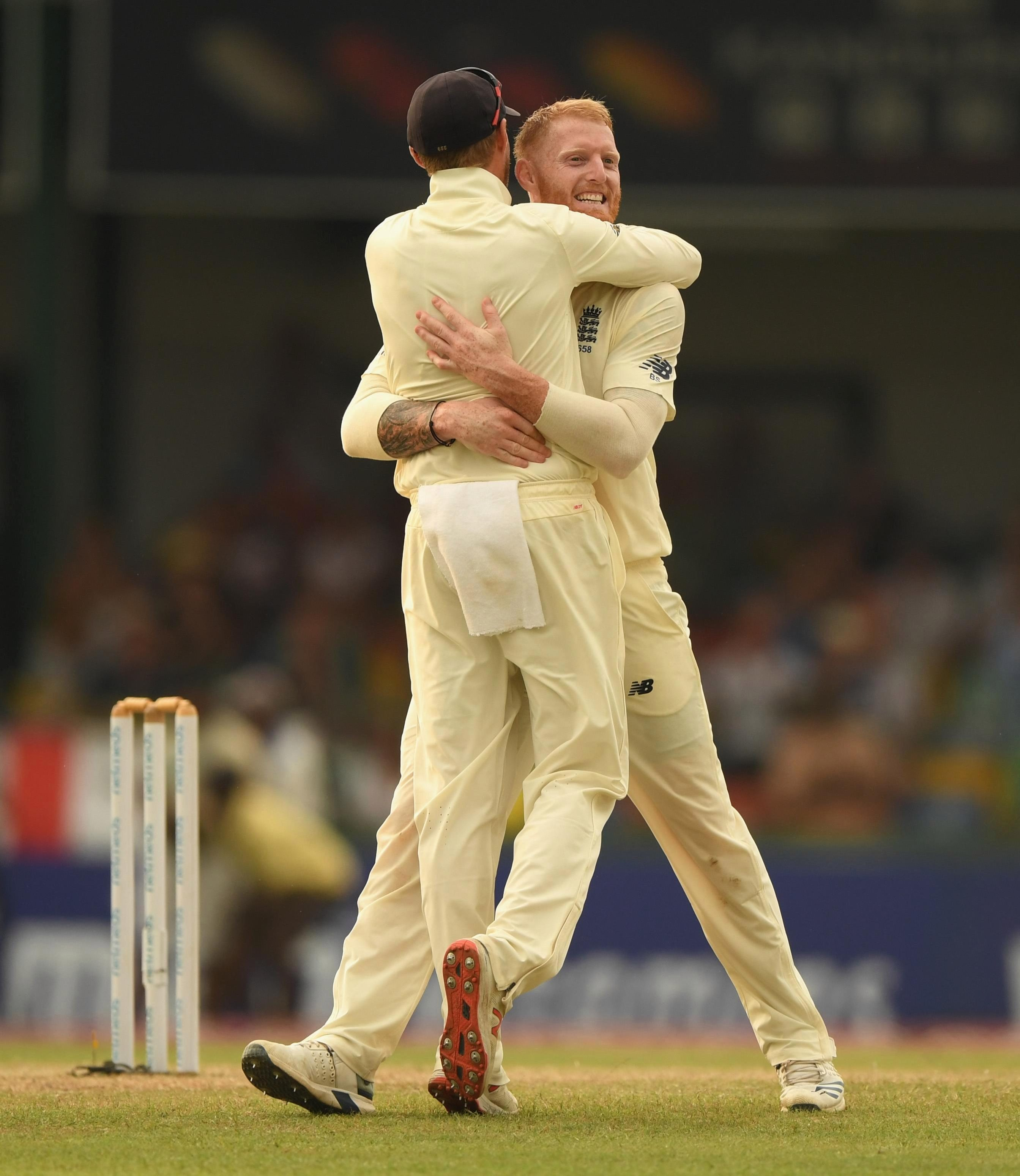 Ben Stokes impressed once again with bat and ball as England roar towards victory