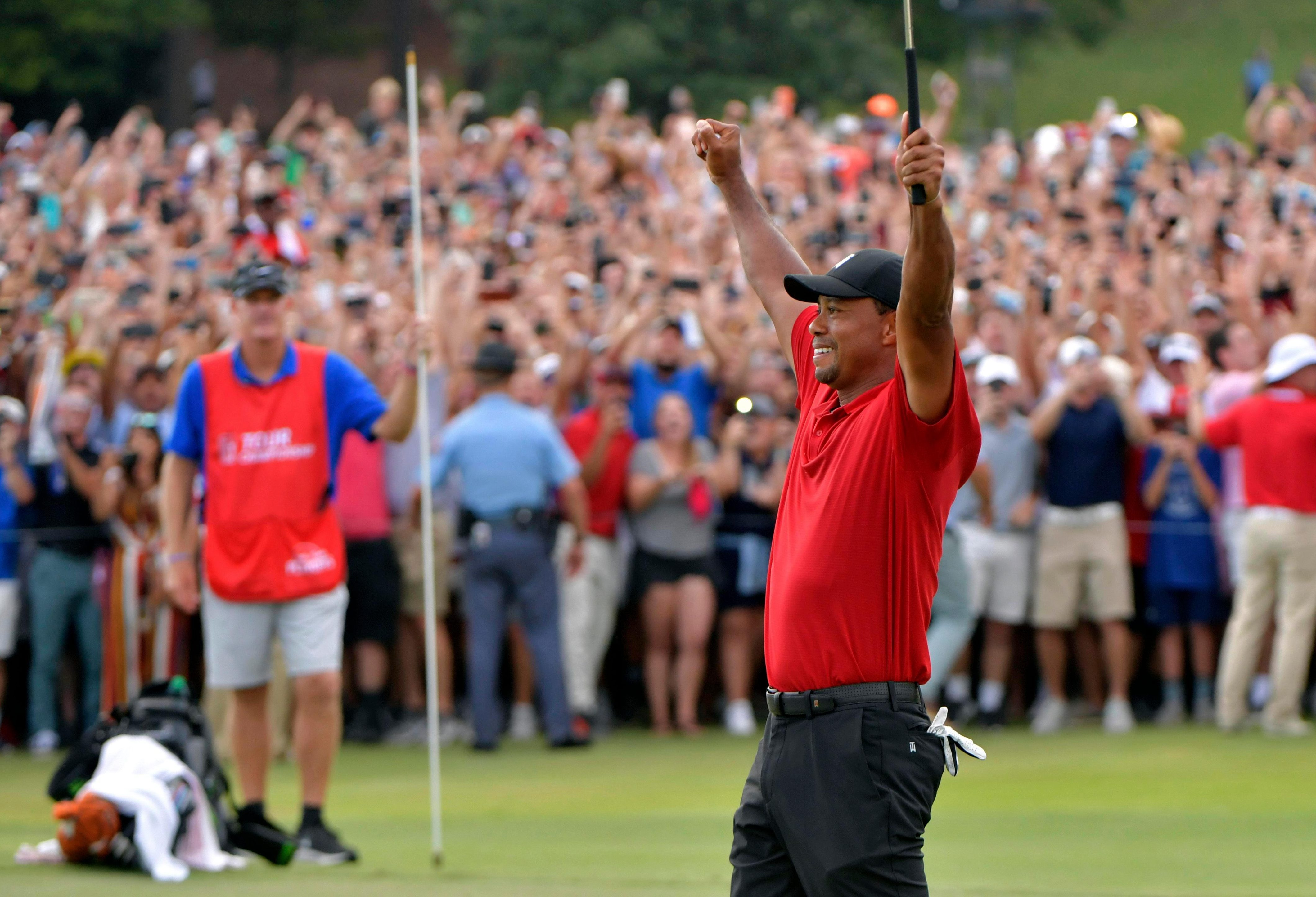 Tiger Woods is always a big pull with fans and could be part of a special PPV event
