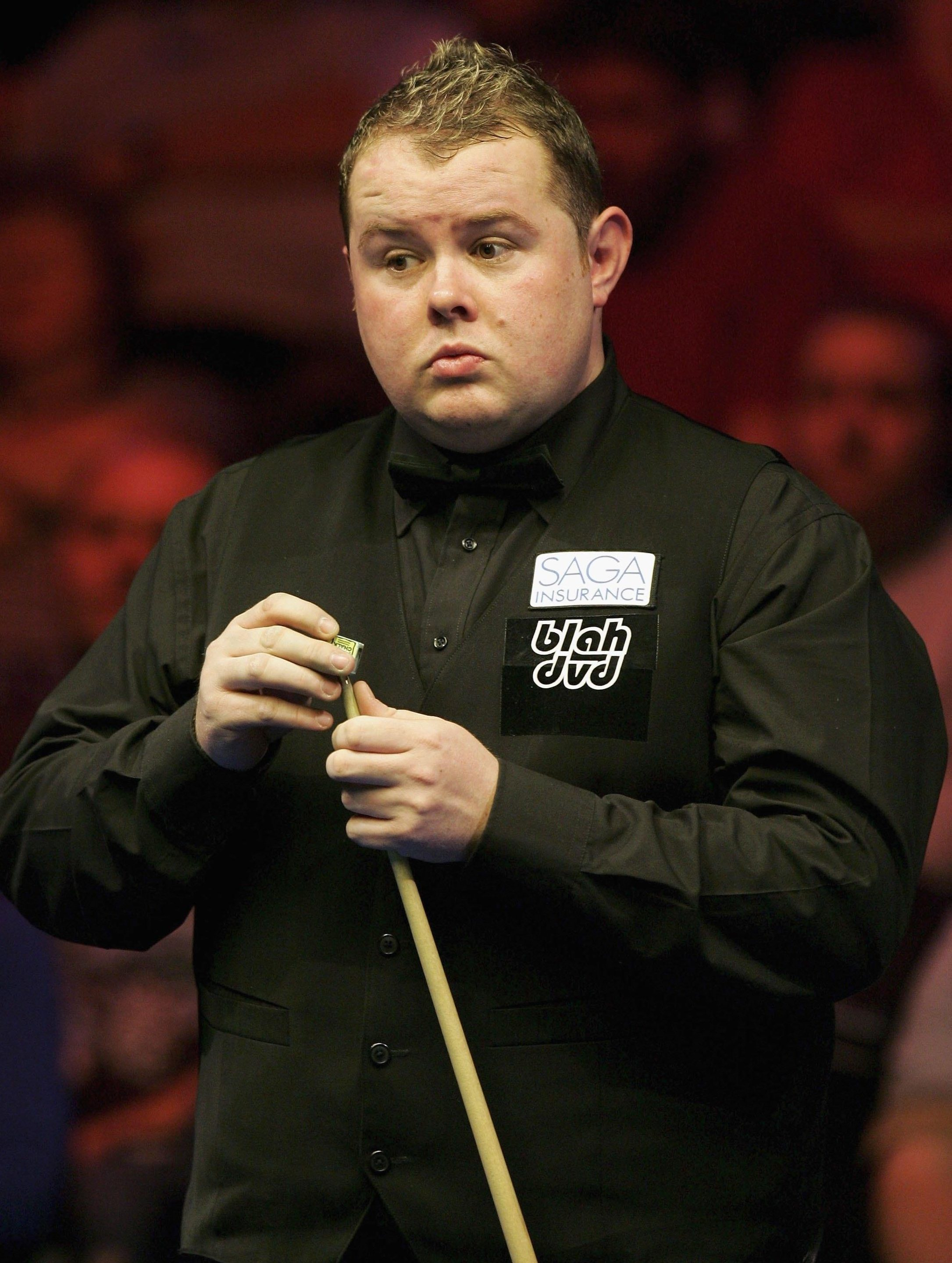 Stephen Lee was banned in 2013 for match-fixing and cannot play until 2024