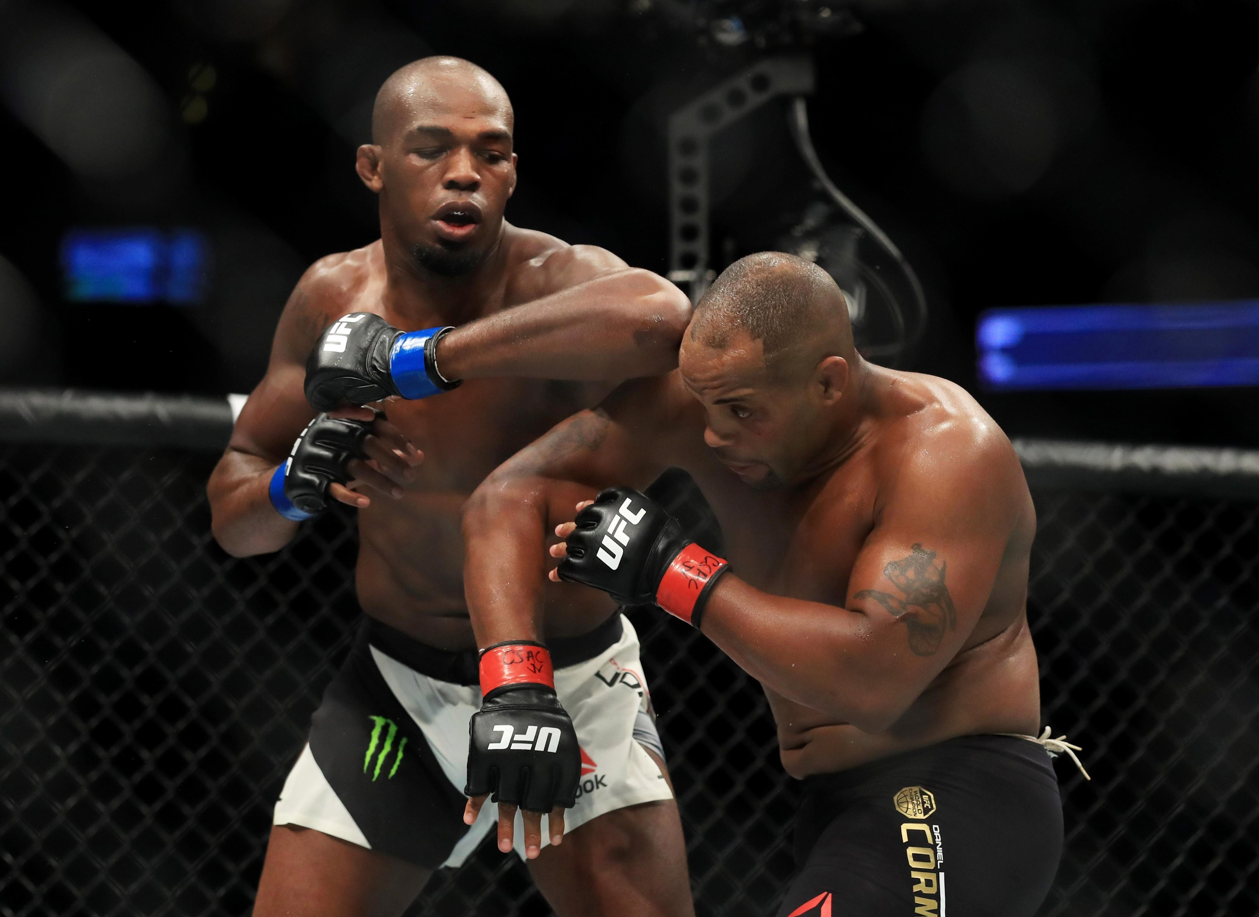 Jones have fought Cormier twice