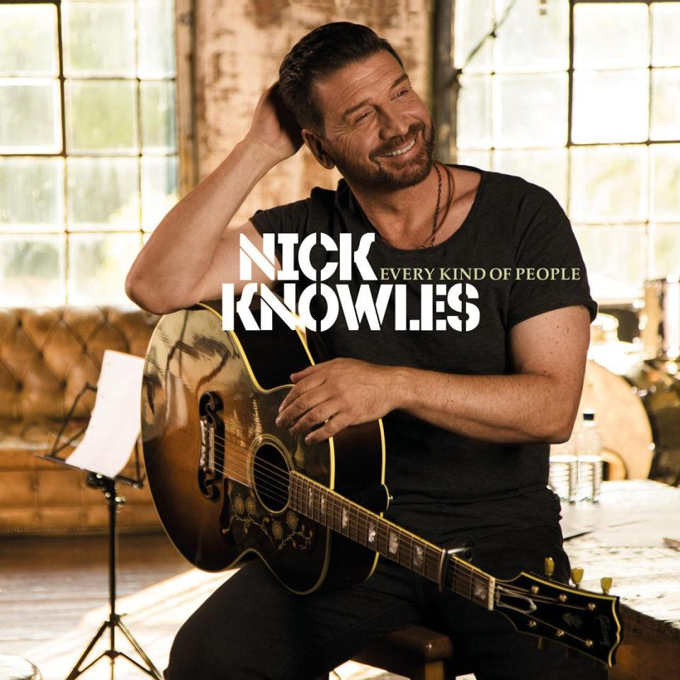 Nick Knowles released his album Every Kind Of People in 2017