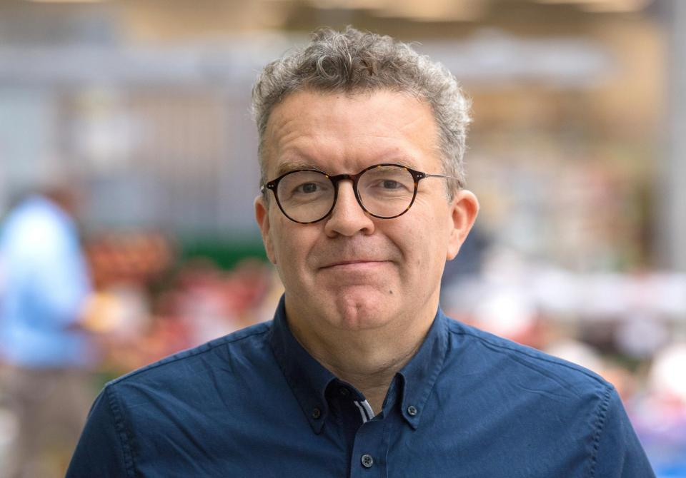 Labour deputy Tom Watson stepped in branding his comments 'deeply unhelpful'