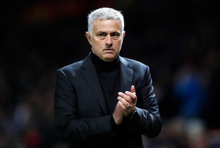 Jose Mourinho's tenure at Man United could be coming to an end