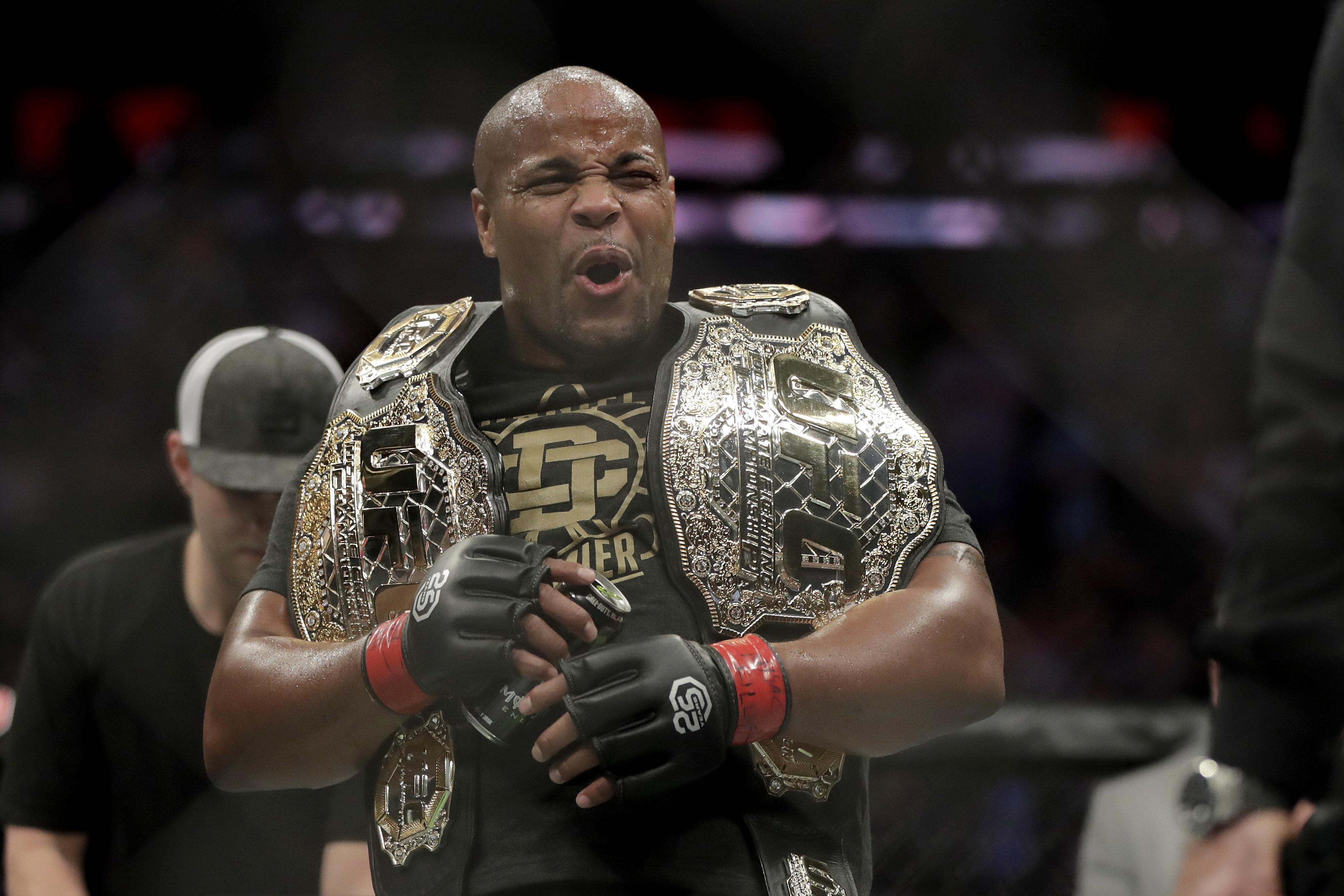 Cormier is still currently the heavyweight champion