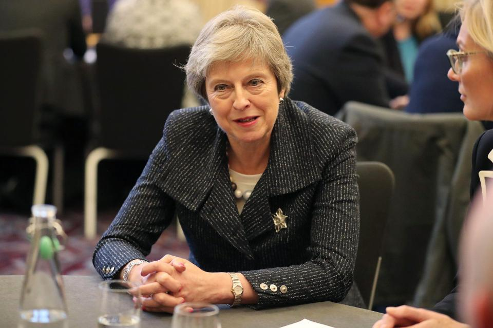 The PM's Brexit deal has been backed publicly by just three of her own MEPs in Brussels ahead of the meaningful vote
