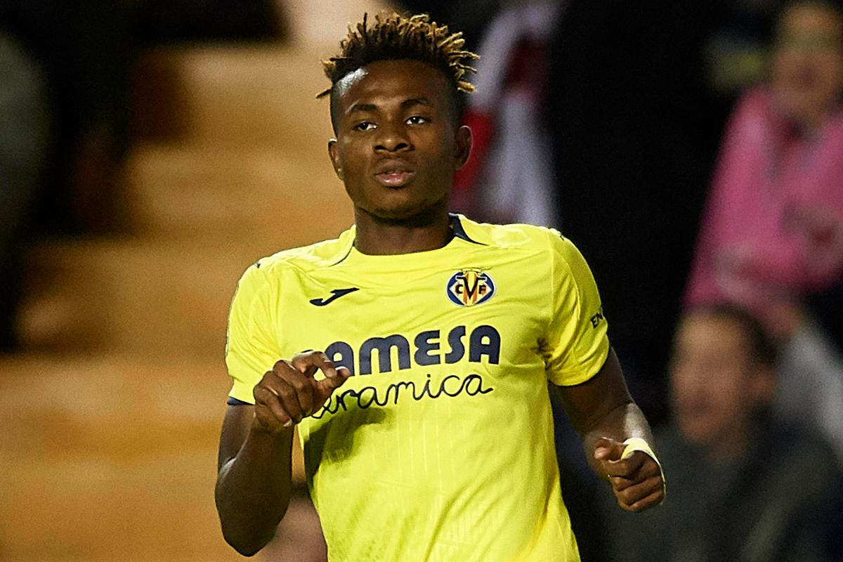 63931031b52 Arsenal want Nigerian  jewel  Samuel Chukwueze with Leicester also after  teen