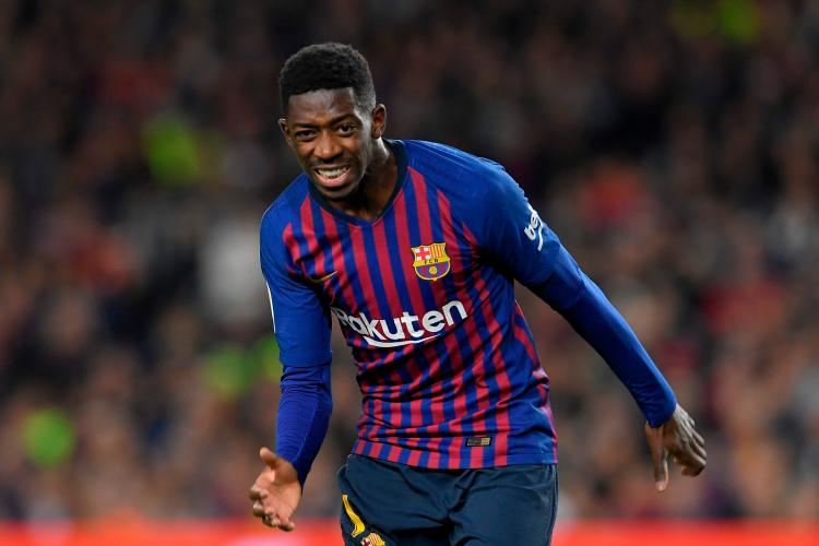 Ousmane Dembele is 'totally committed' to Barcelona, says Nelson Semedo