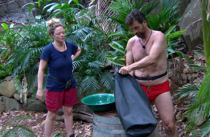 On the show Nick refused to pick up Emily Atack's underwear as he felt it wasn't the gentlemanly thing to do