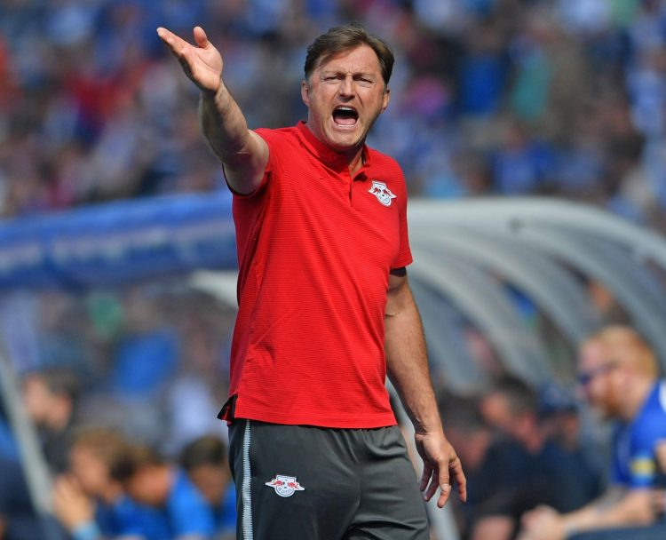 The former RB Leipzig manager will be hoping his Saints players will click into gear for the the trip to Cardiff this weekend
