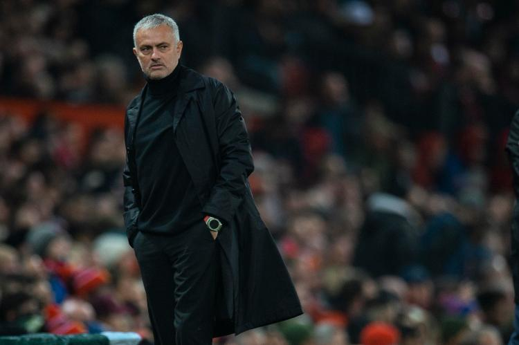 It's pretty obvious things aren't quite acceptable for Jose Mourinho at Man United curently