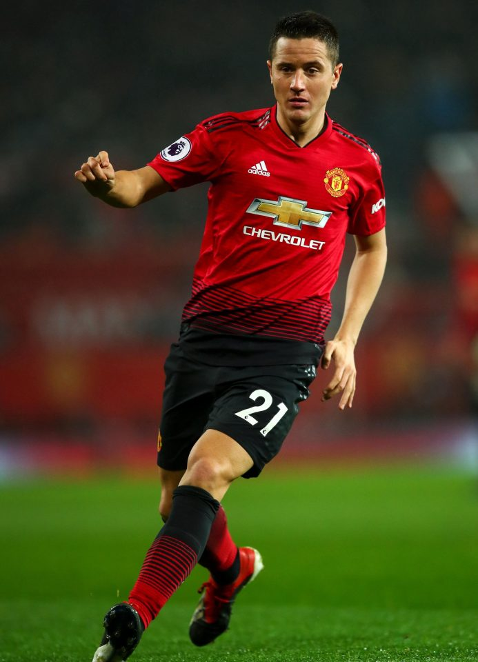 Ander Herrera is thought to be close to signing a new deal at United