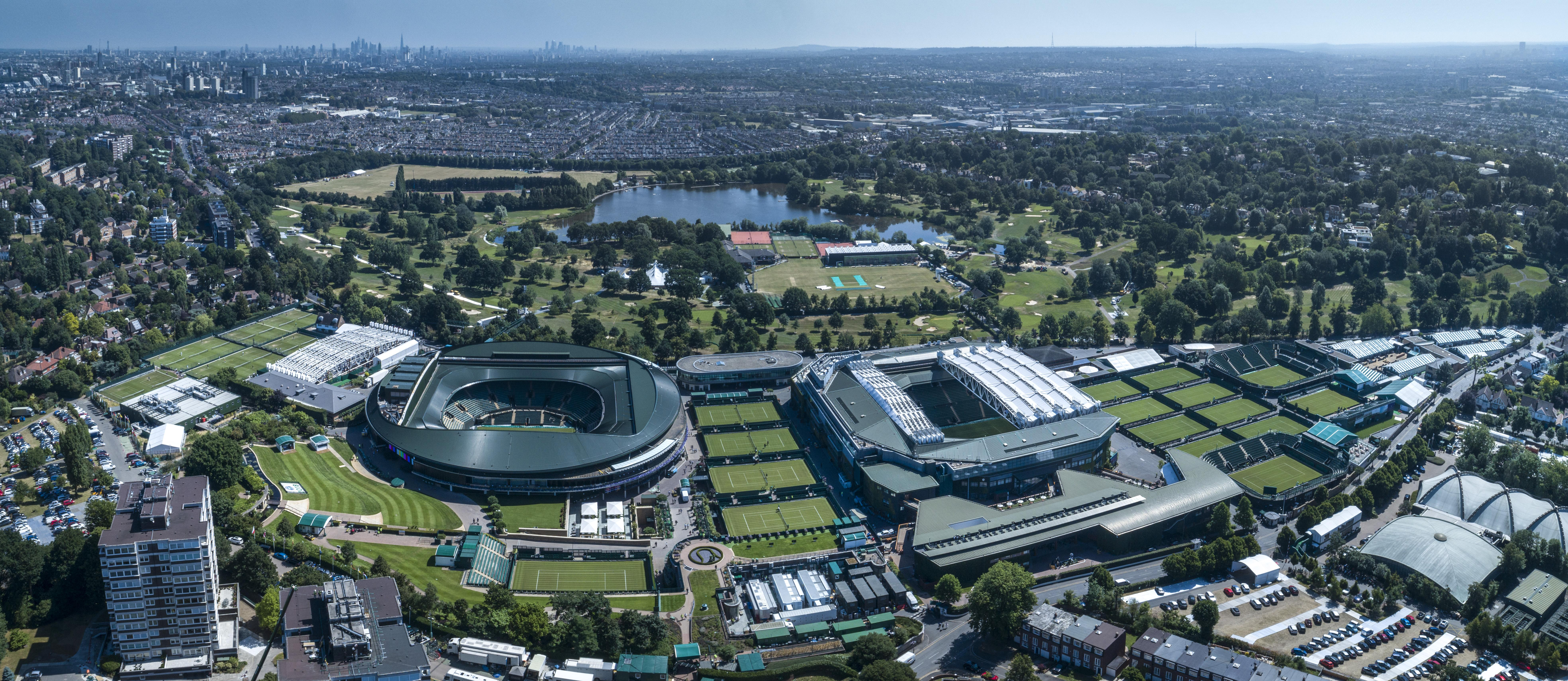 Proposed Wimbledon expansion plans include new courts for qualifying events