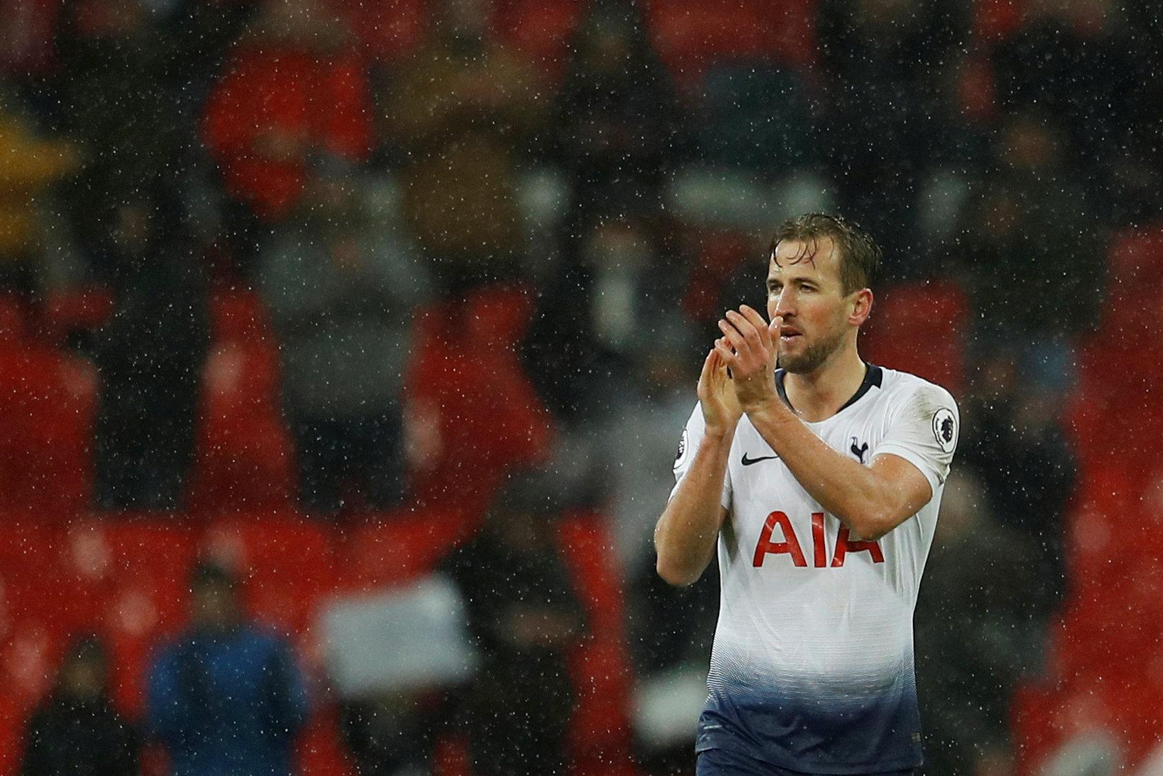 Harry Kane is the bookies' favourite to win this year's award
