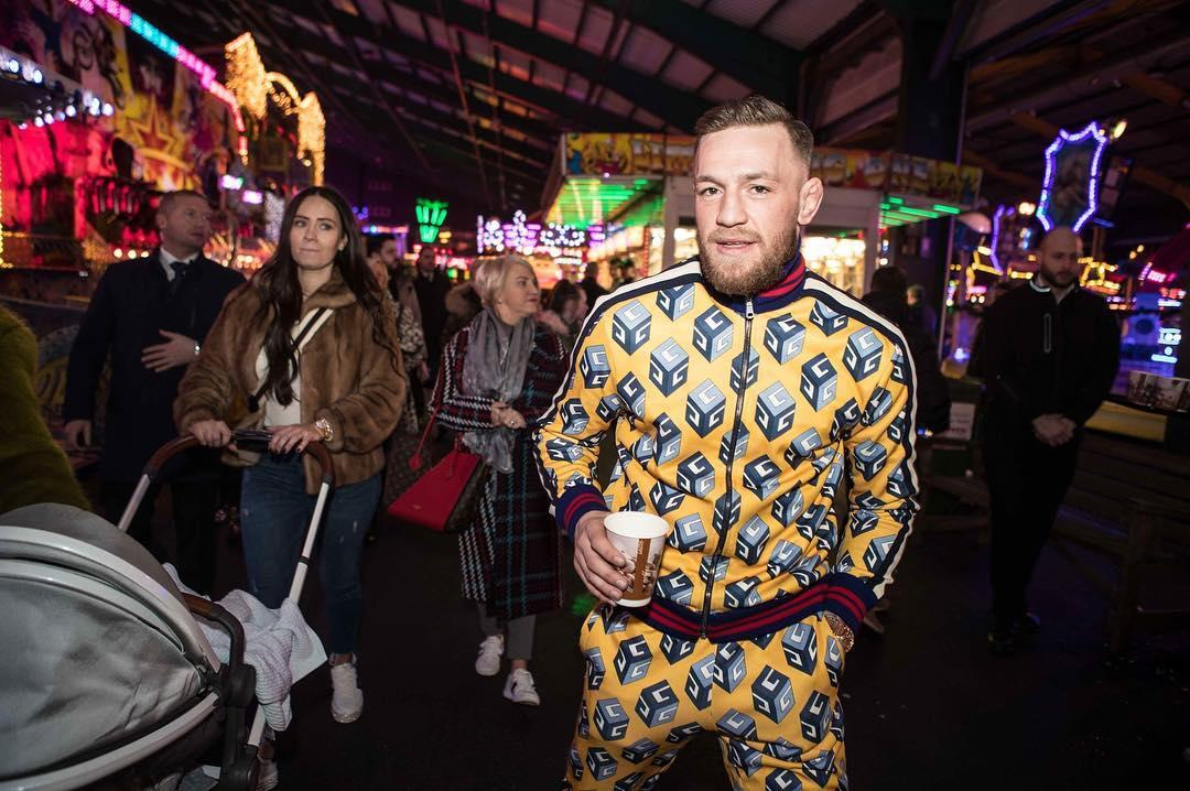 Despite his popularity, Conor McGregor maybe doesn't help himself if he wants to keep a low profile