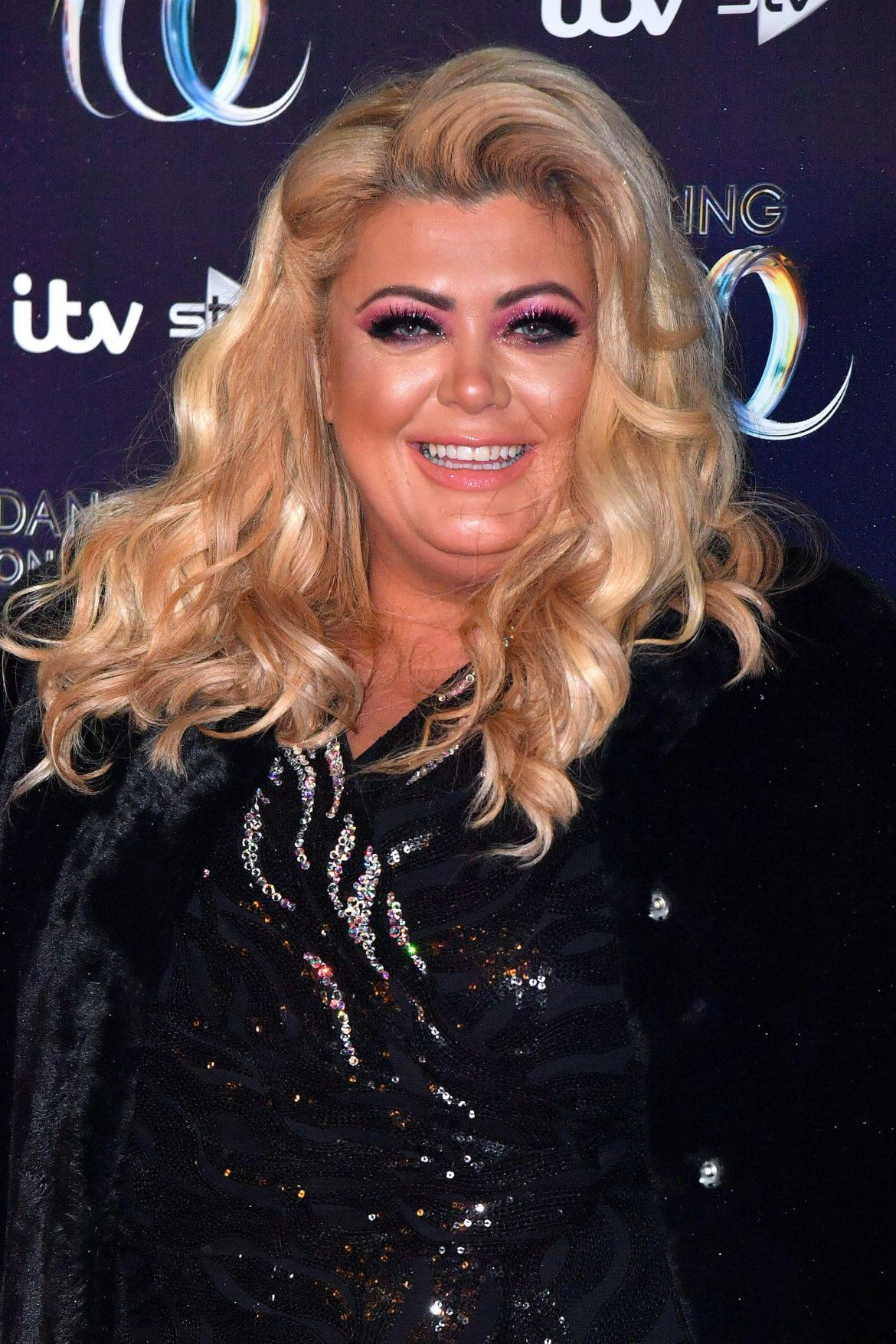Gemma is dedicated to her Dancing On Ice training sessions