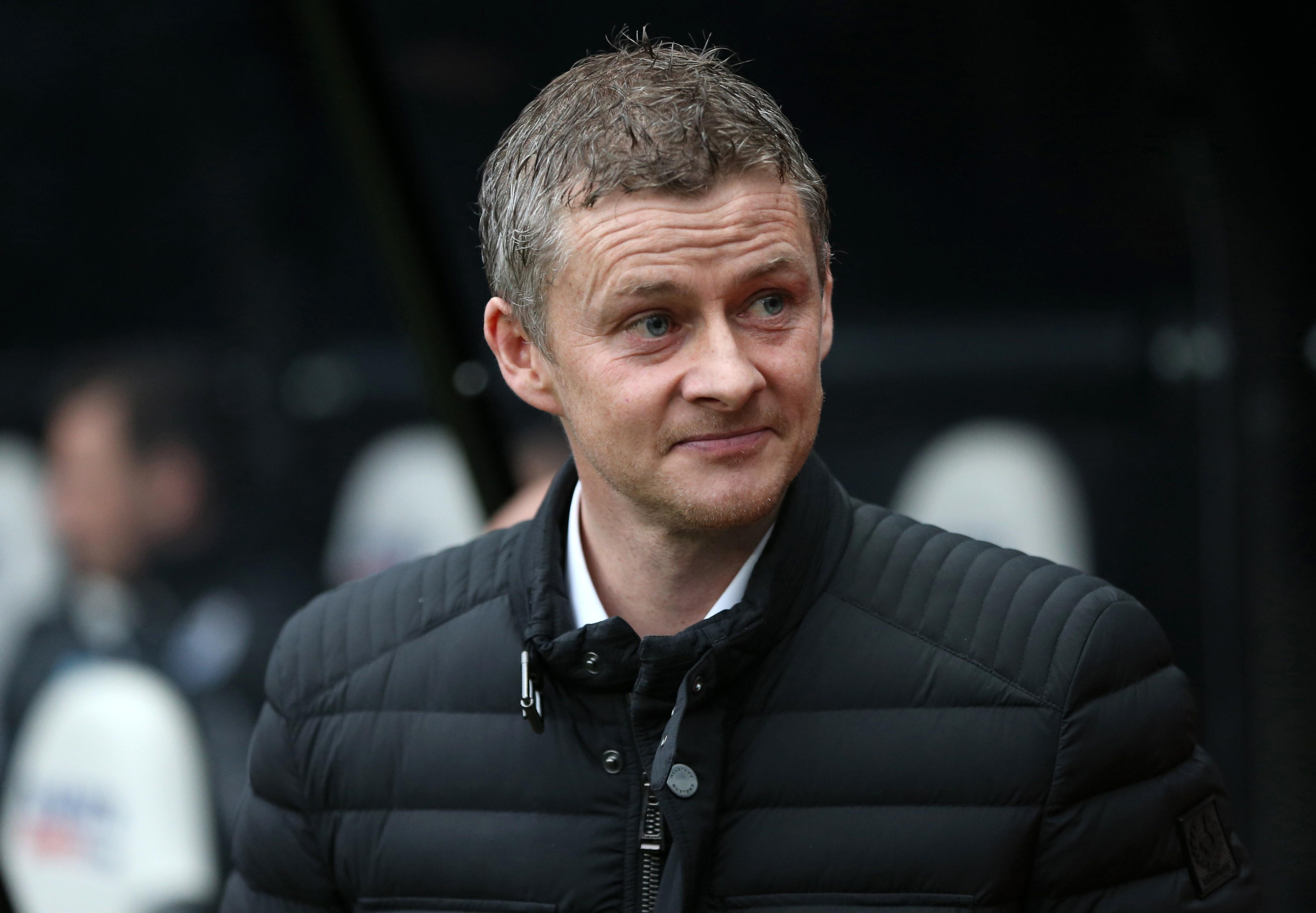 Ole Gunnar Solskjaer has been appointed interim Manchester United manager