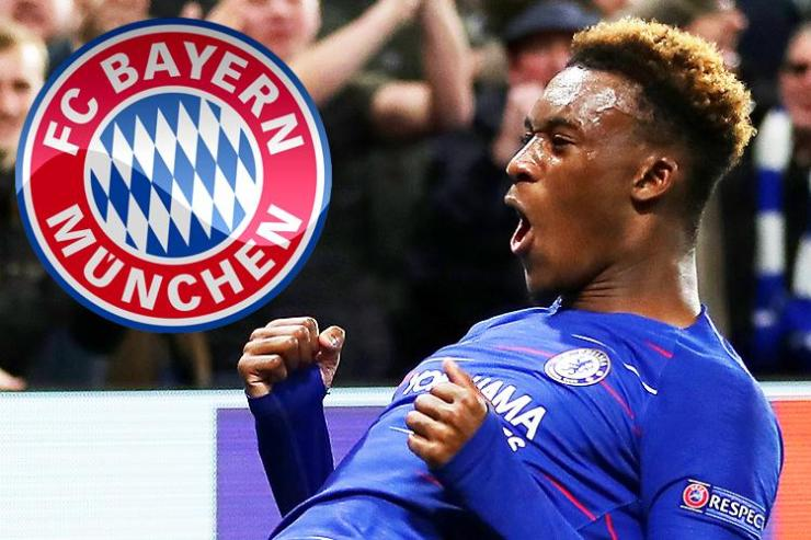 Image result for image hudson odoi bayern m  Chelsea boss Maurizio Sarri sends one more warning to this want-away player SPORT PREVIEW Hudson Odoi to Bayern Munich